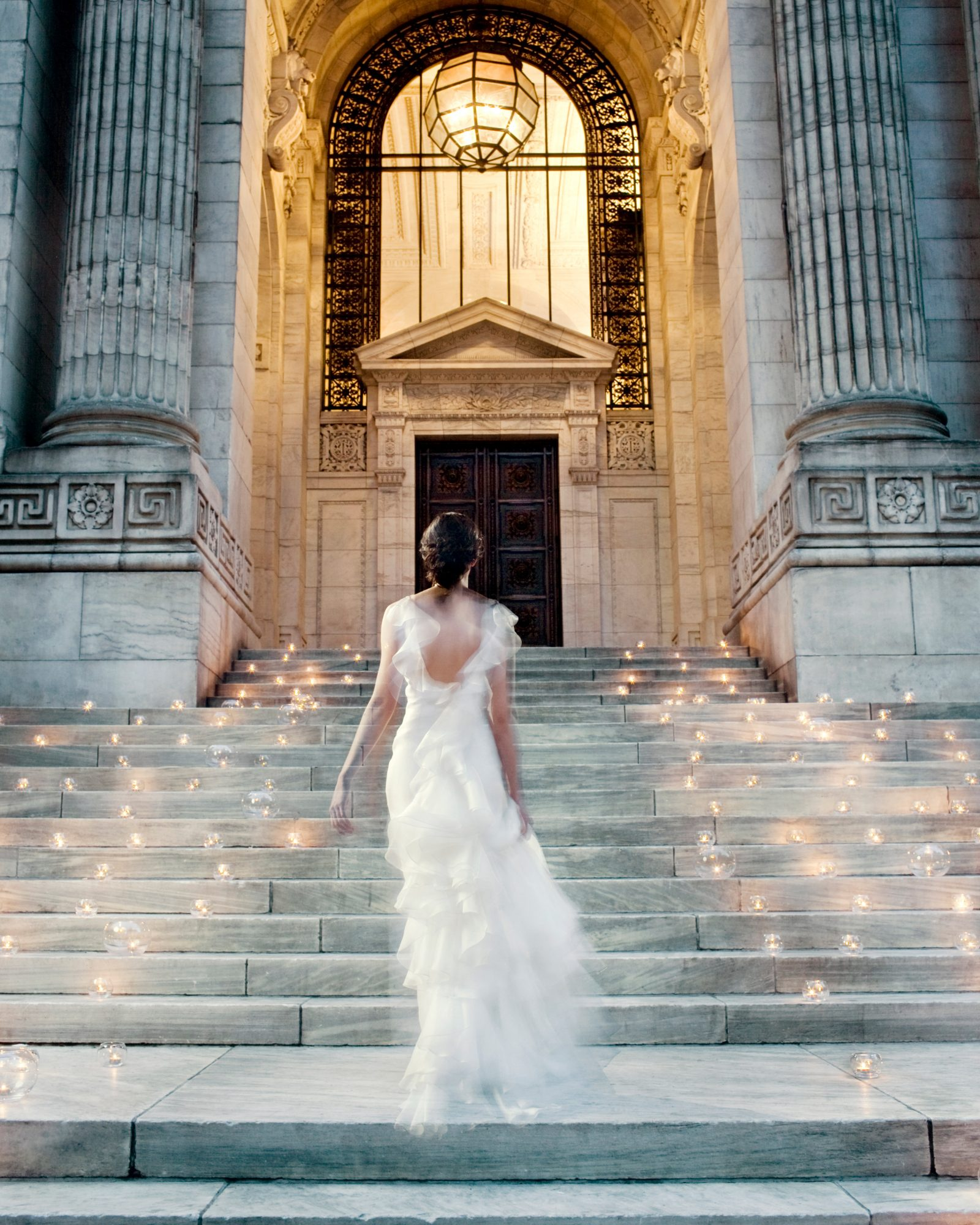 The Best Ways To Decorate The Stairs And Banisters At Your Wedding Martha Stewart