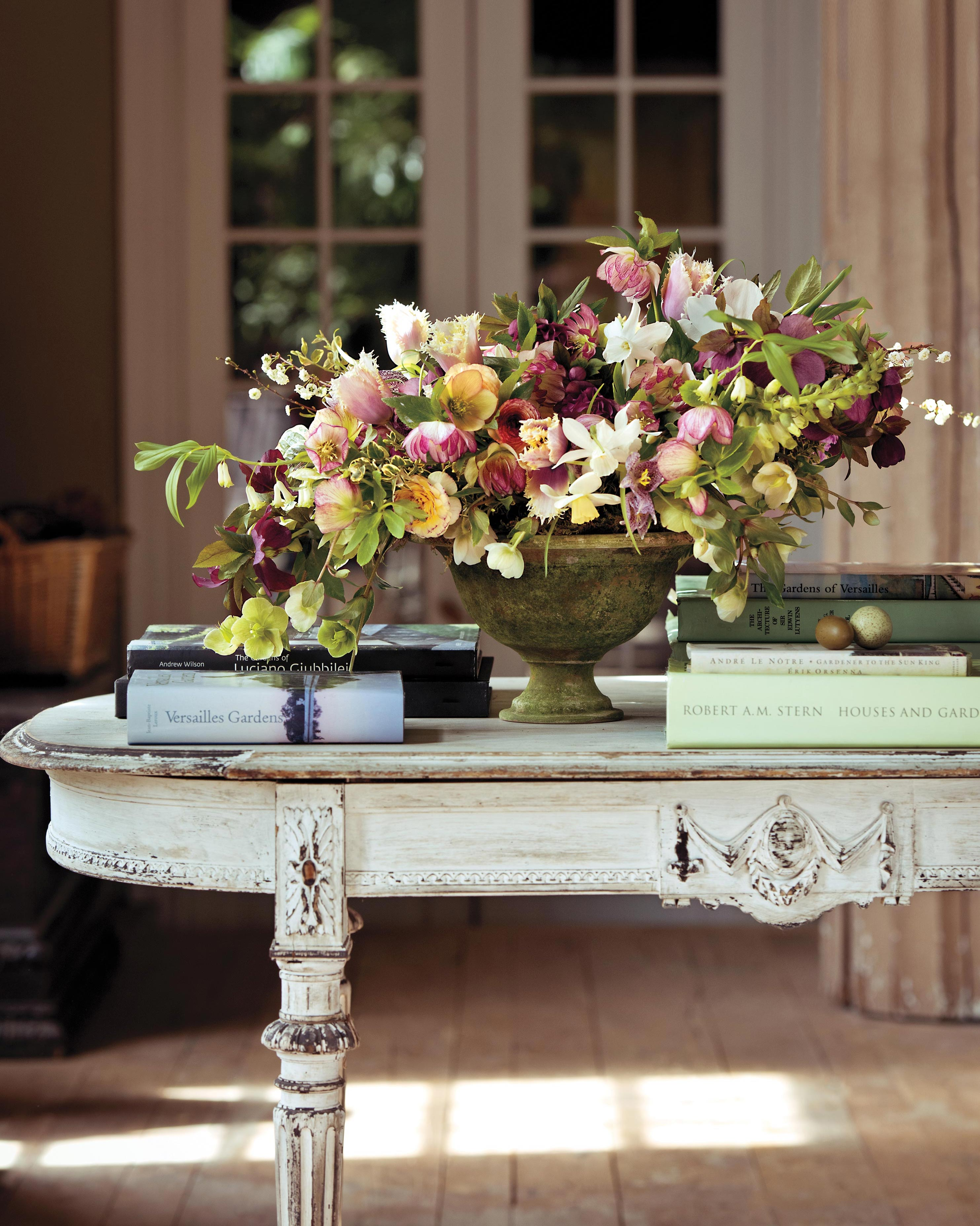 Five Common Flower Arranging Dilemmas Solved Martha Stewart,How To Draw A Bedroom Step By Step Easy