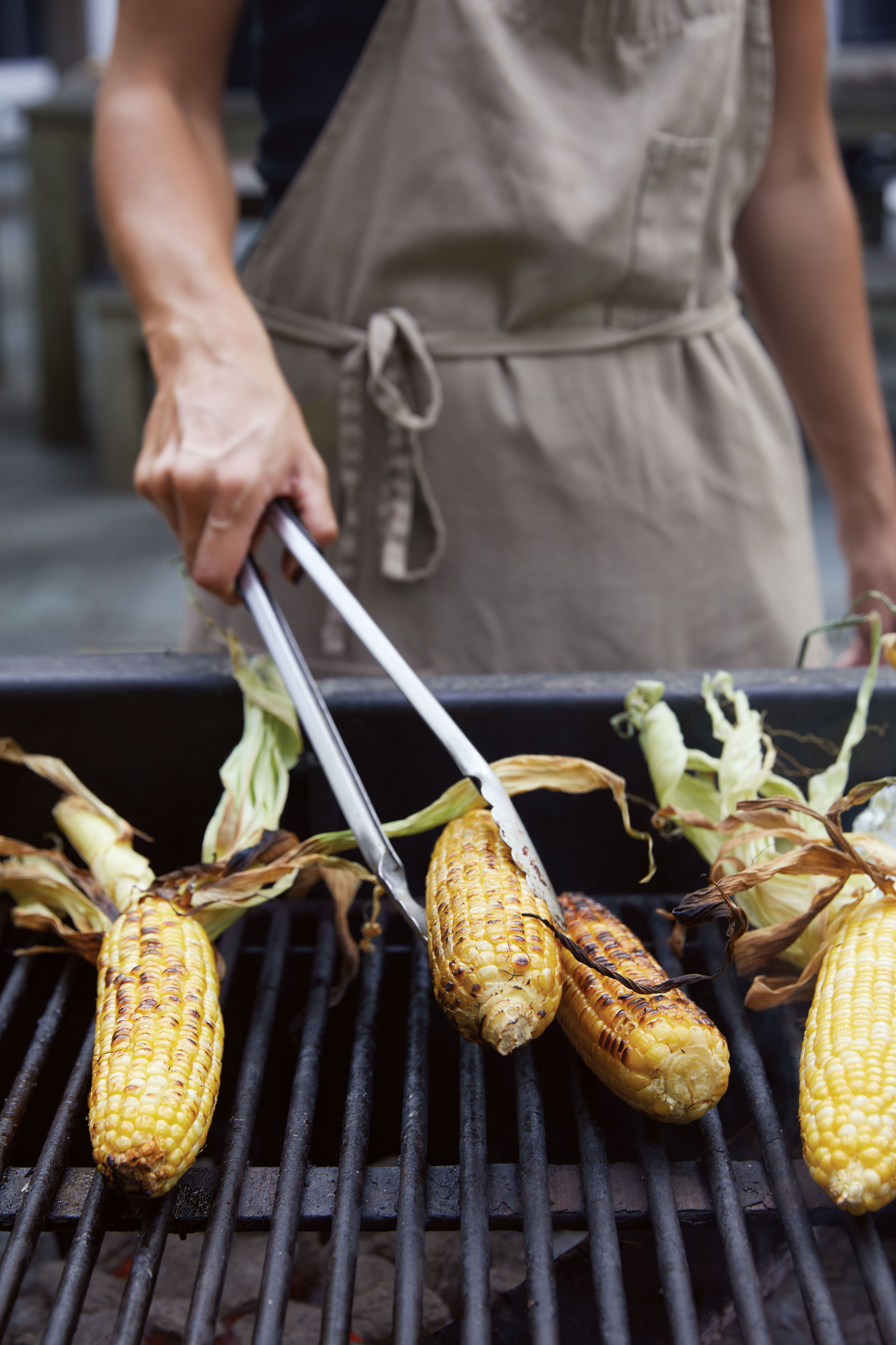The Five Golden Rules of Grilling