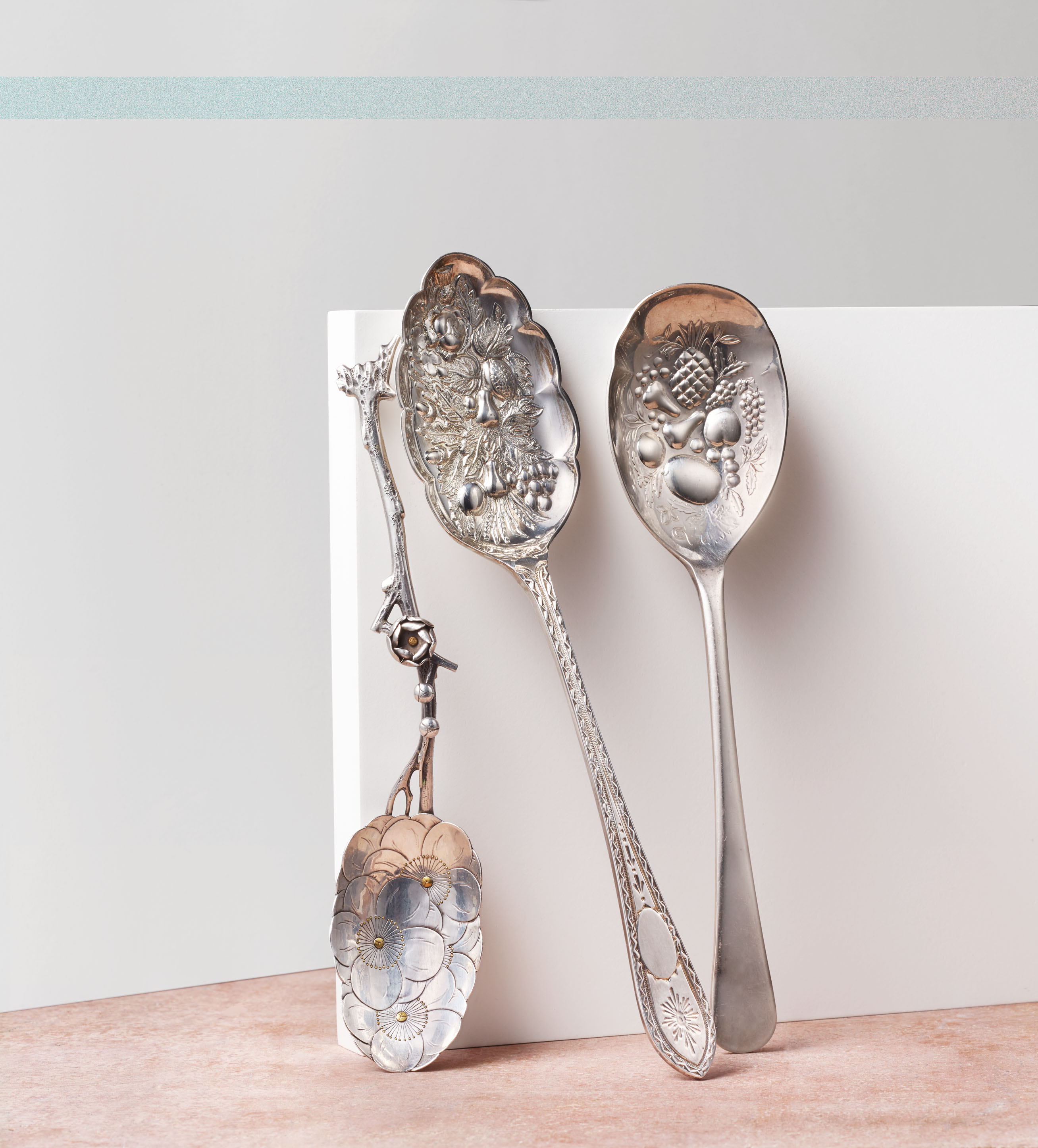 berry good silver spoons