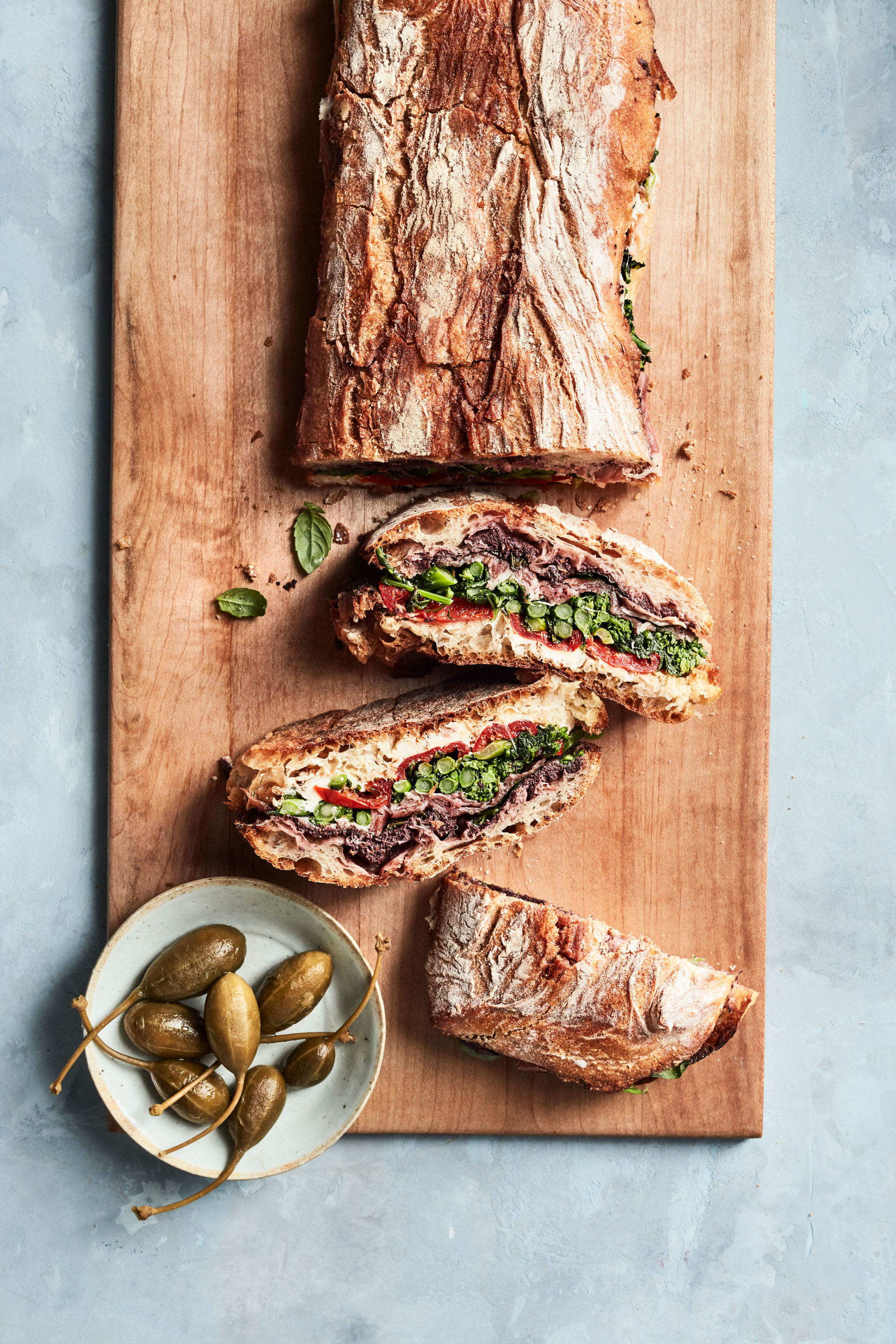 Make a Meal Out of These Dinner Sandwiches