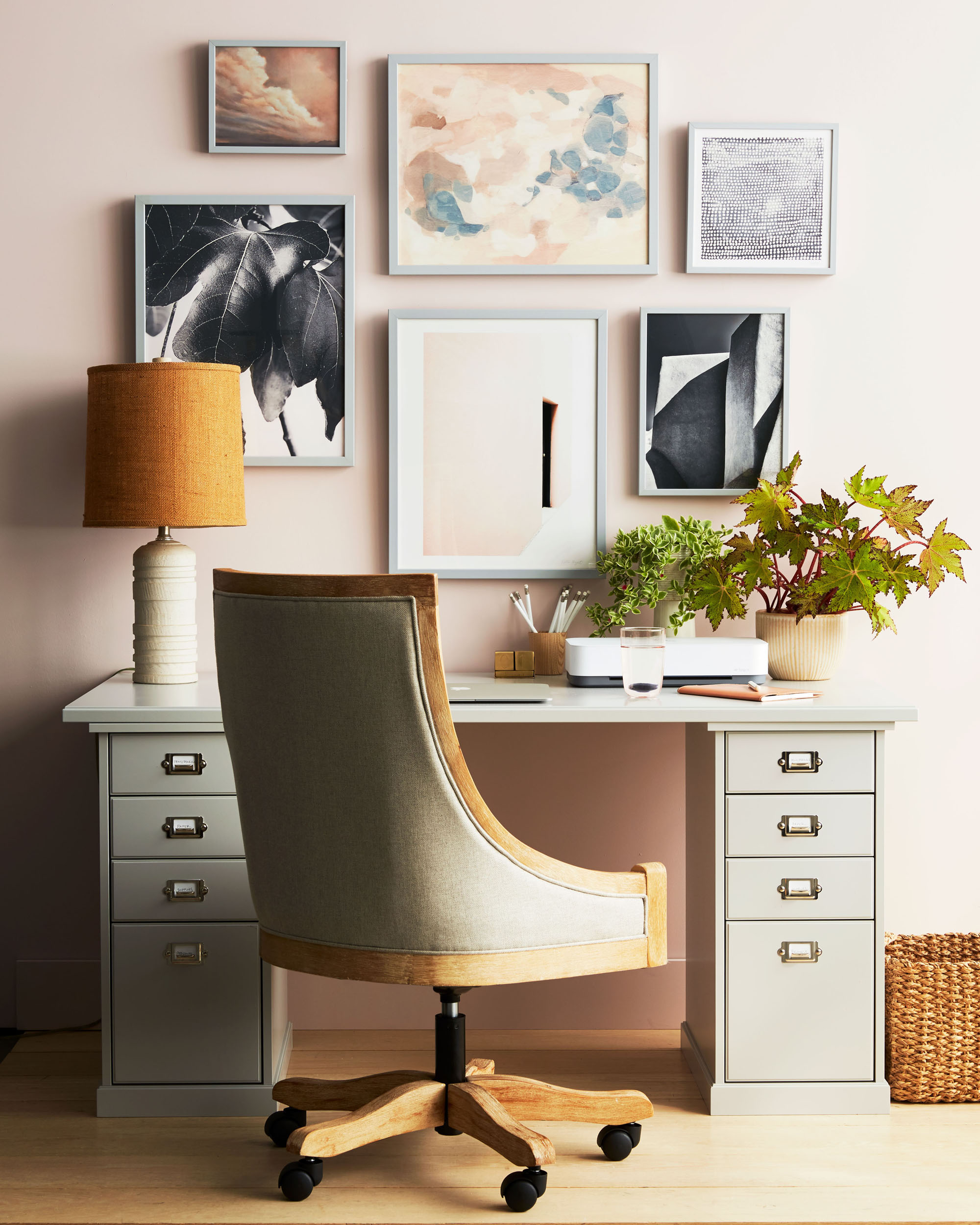 How to Transform Any Space Into the Perfect Home Office