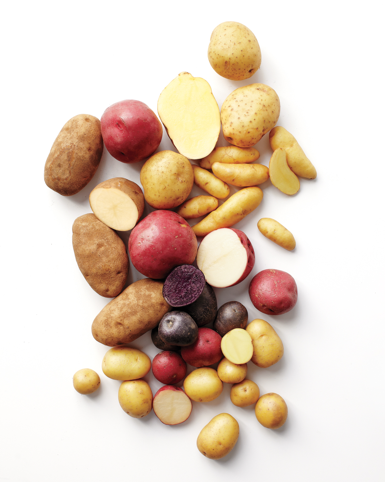 Starchy, Waxy, and All-Purpose: Potato Types, Explained