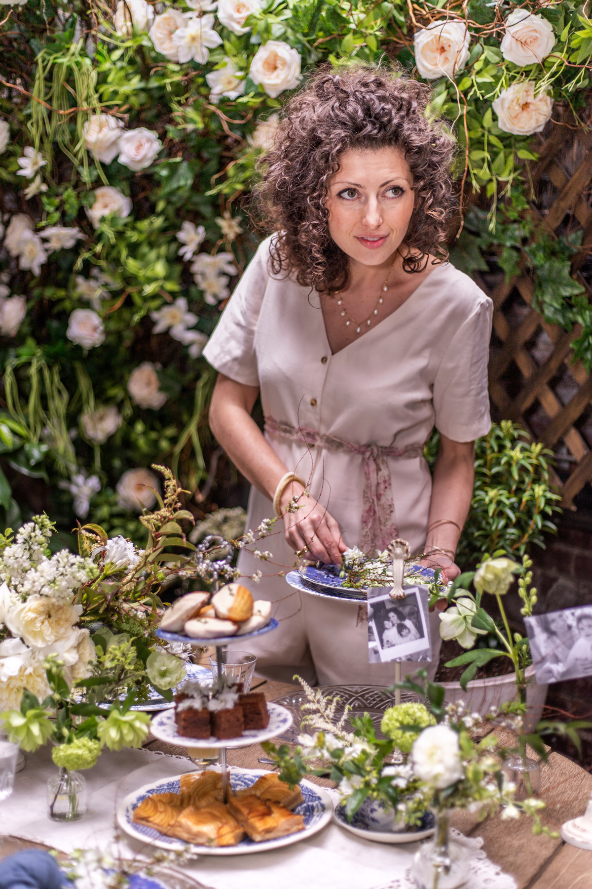 Maman Bakery Founder Elisa Marshall Shares Her Picture-Perfect Mother's Day Brunch