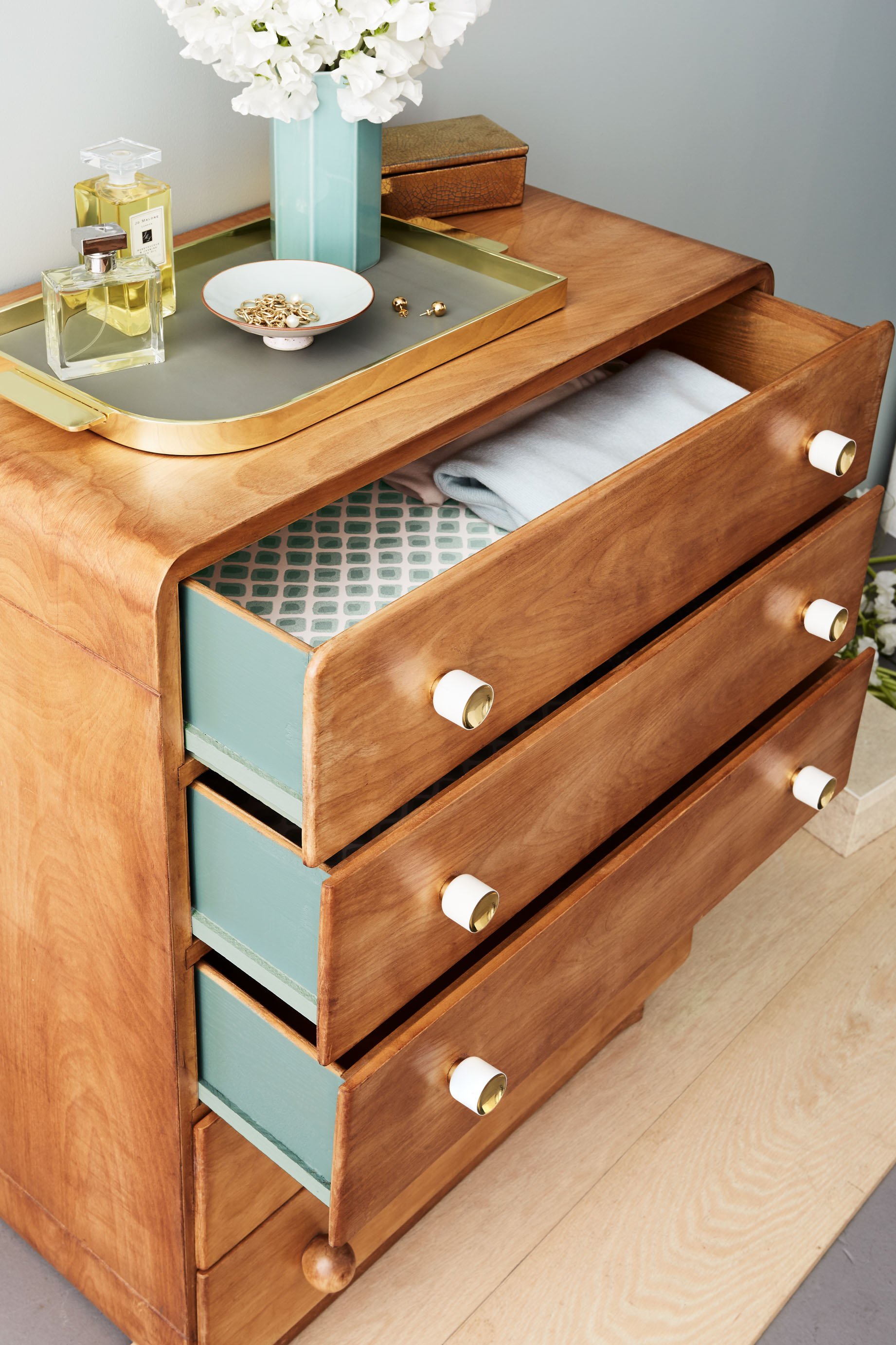 Five Reasons Why Every Homeowner Should Line Their Dresser Drawers Martha Stewart