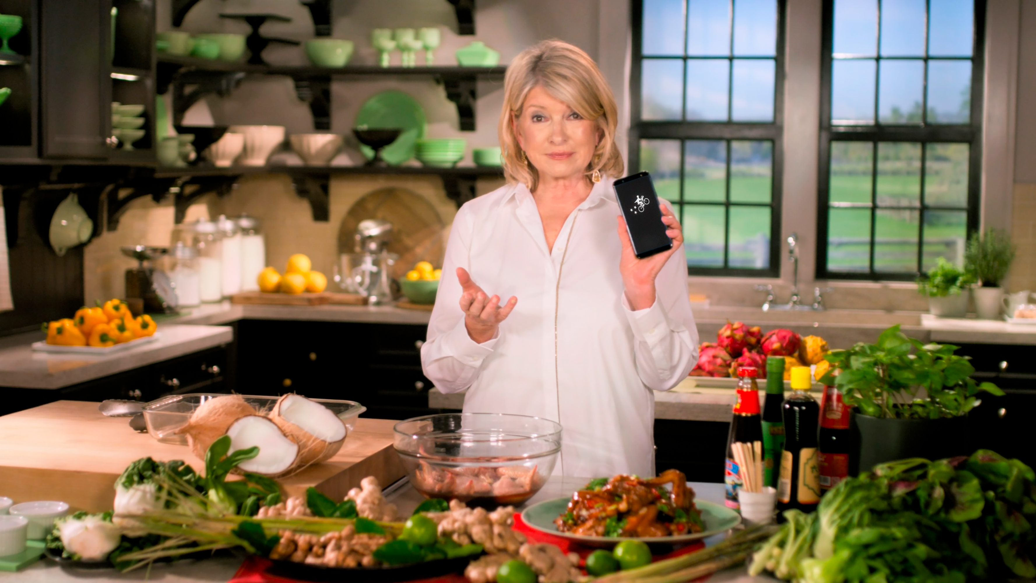 Martha's Hysterical Postmates Commercials Outline Exactly What to Do Next Time Dinner Goes Wrong