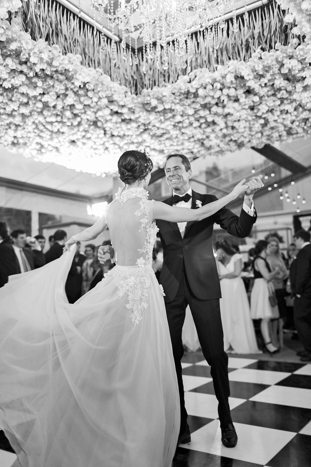 This Once Was My Favorite A Father Daughter Dance Keepsake for Father of the Bride Of All of Our Dances Together To Dad for Your Wedding