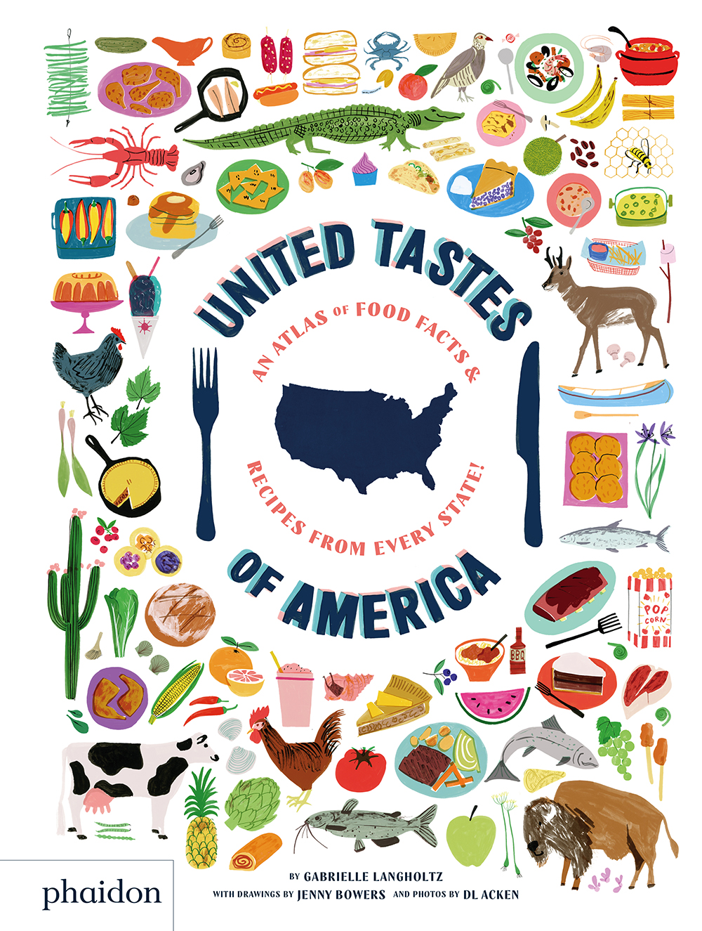 This New Book Teaches Kids About America's Culinary Culture