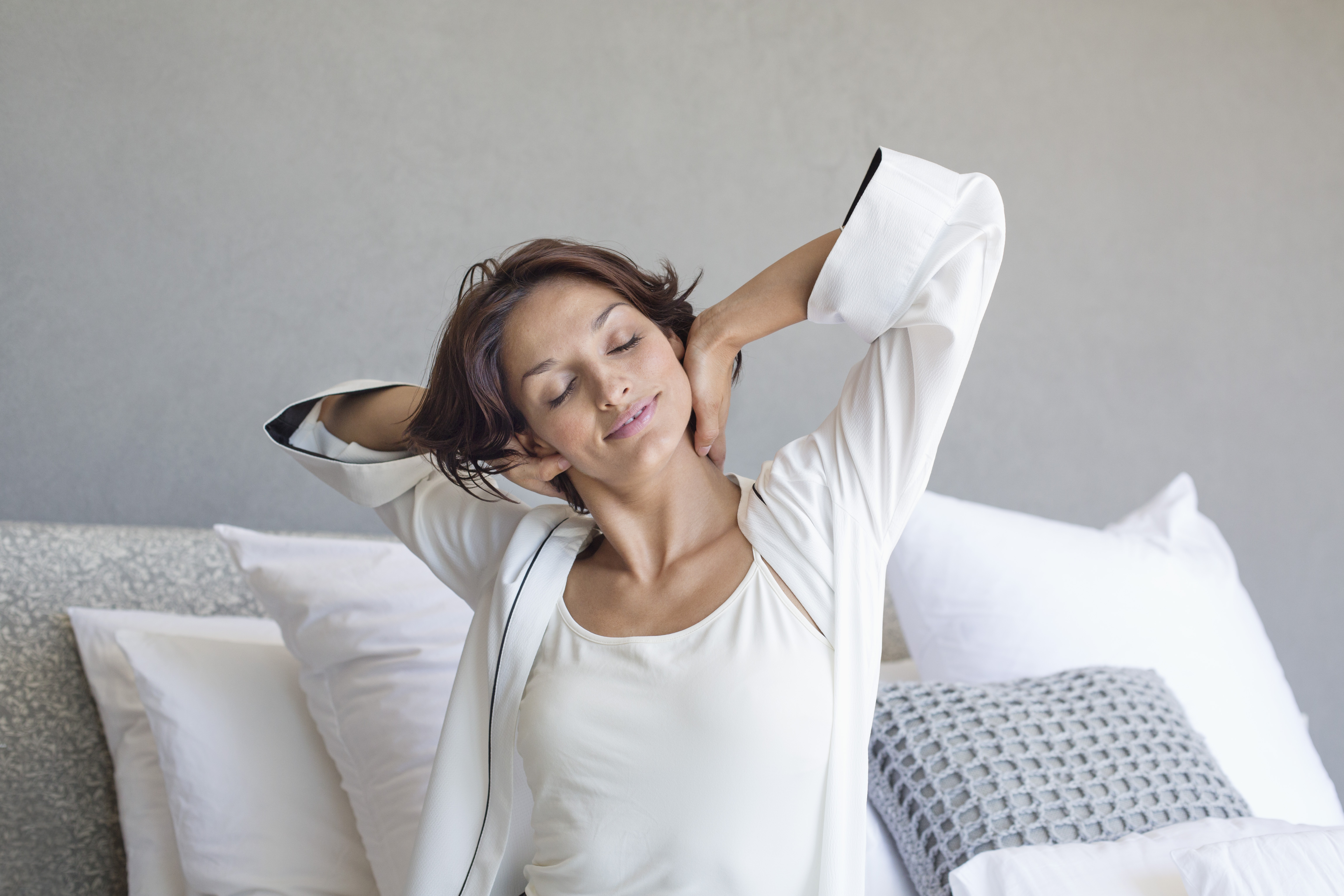 Five Stretches to Do Each Night Before Bed