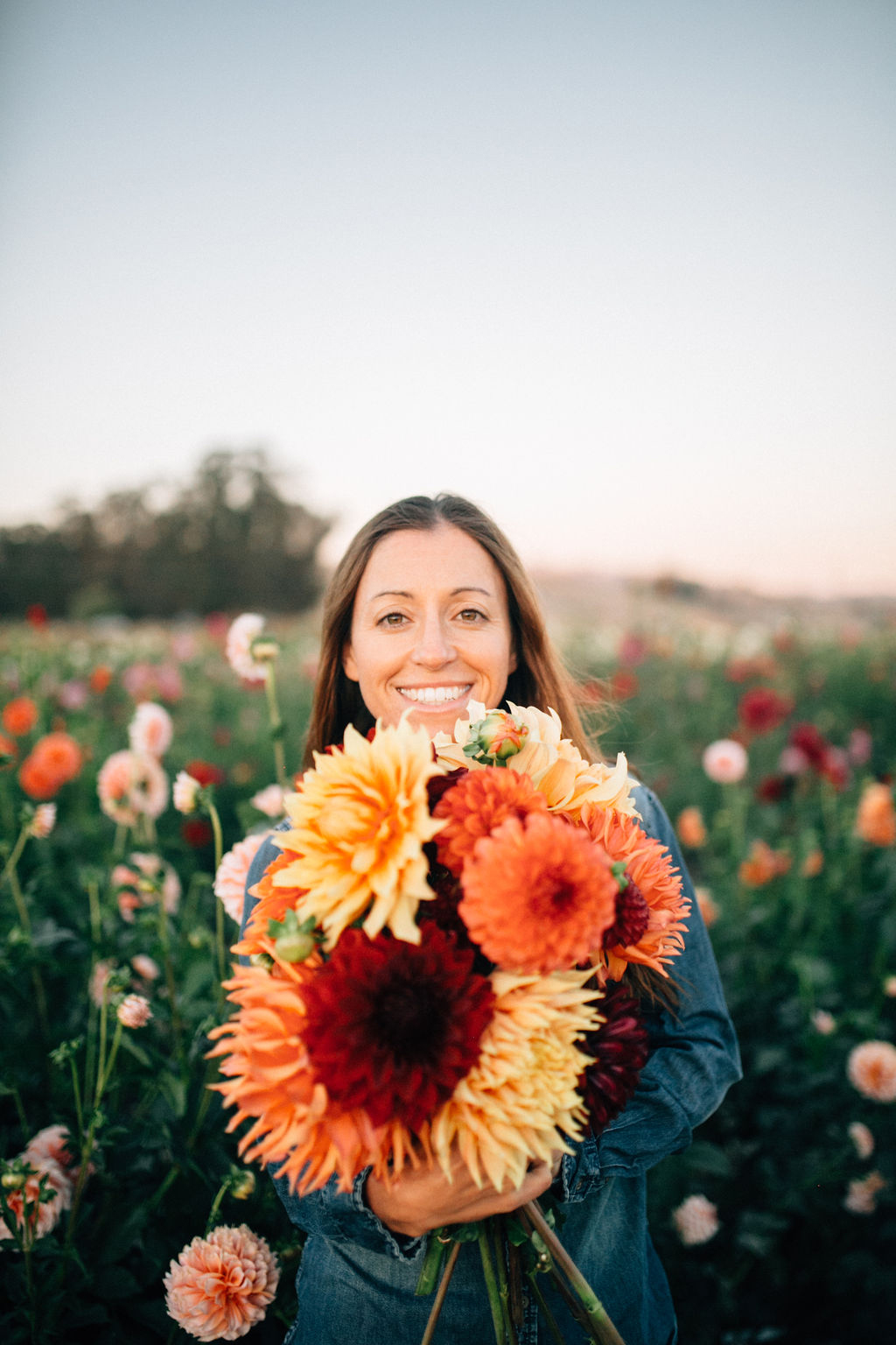 Meet Kate Rowe, California's Doll of Dahlias