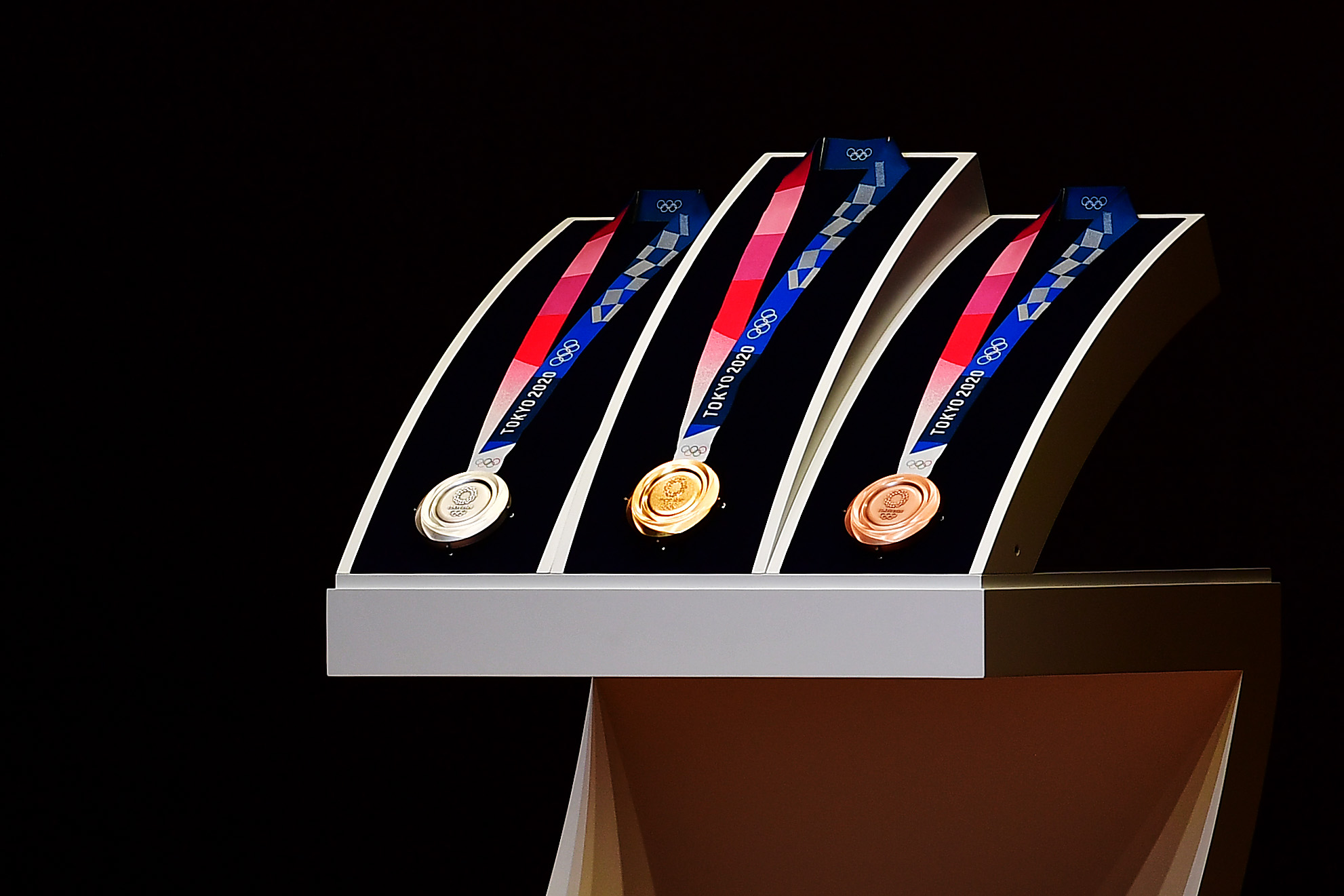 The 2020 Tokyo Olympic Medals Will Be Made Entirely of Recycled Electronics