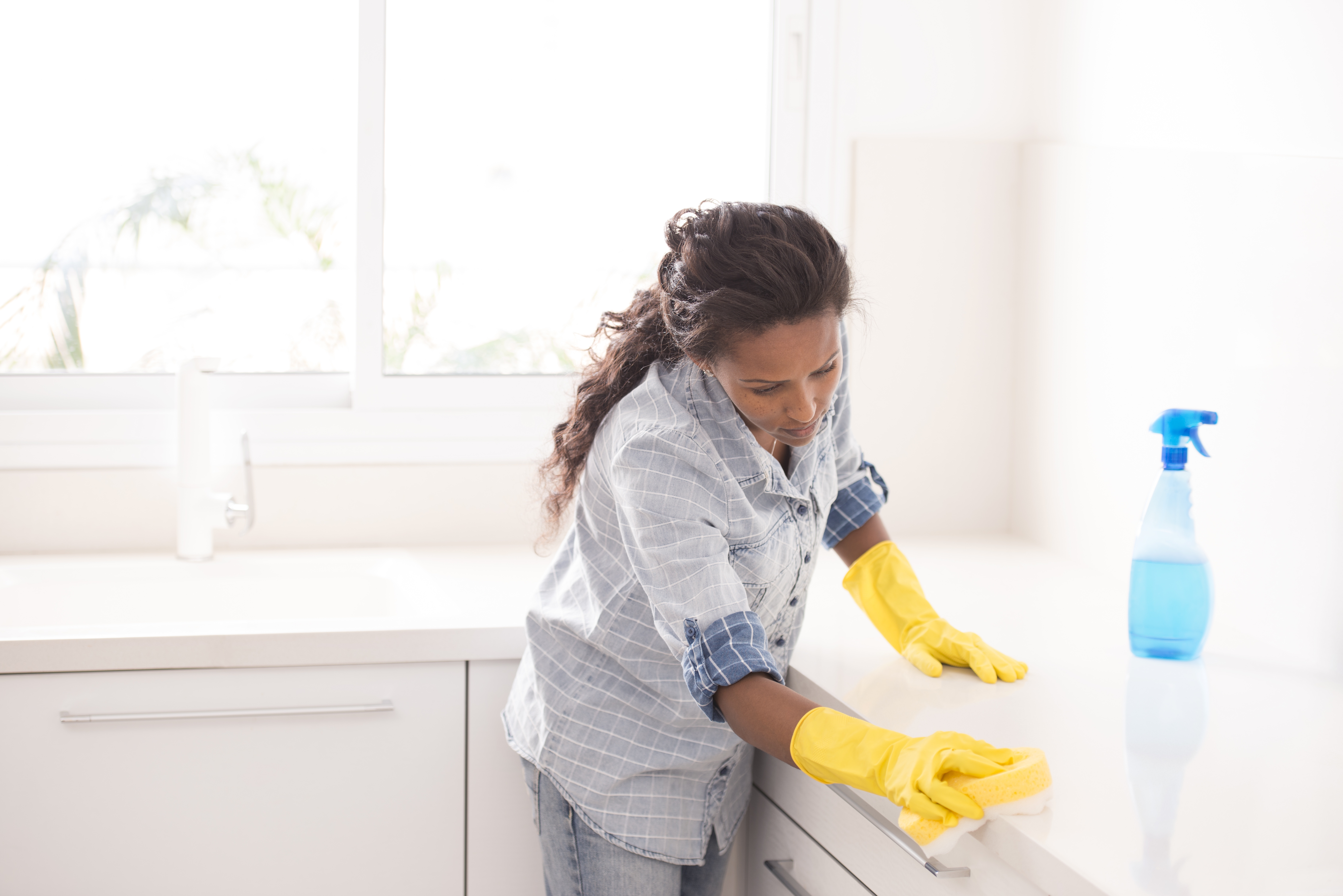 What Are the Differences Between Cleaning, Sanitizing, and Disinfecting?