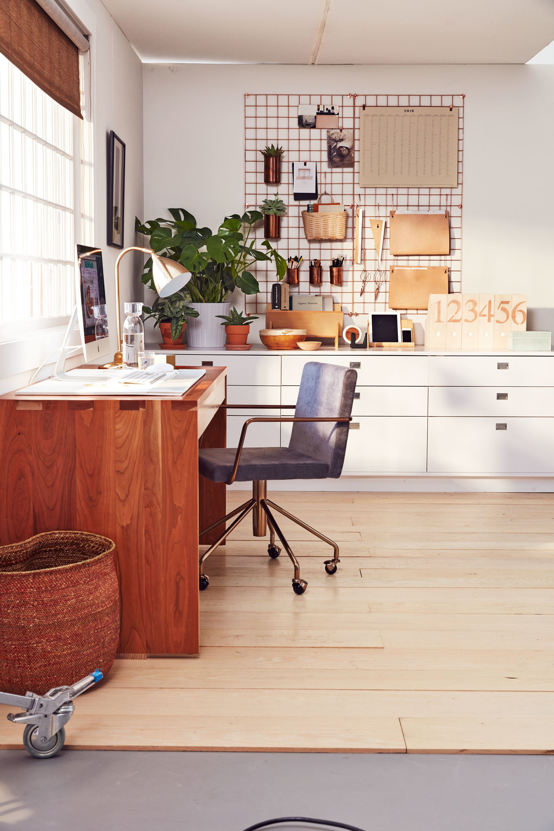 10 Easy Tips for the Ultimate Home Office   Martha Stewart