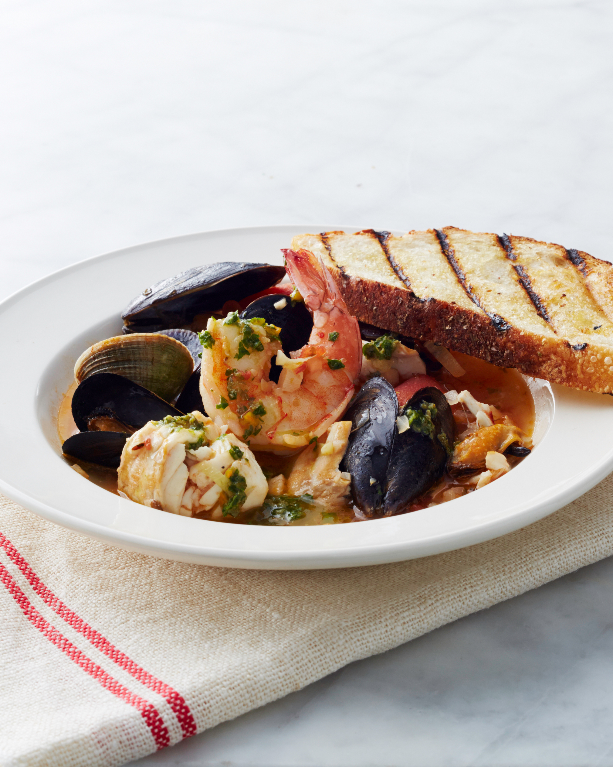 Our Favorite Fish Stew Recipes, From Bouillabaisse to Cioppino