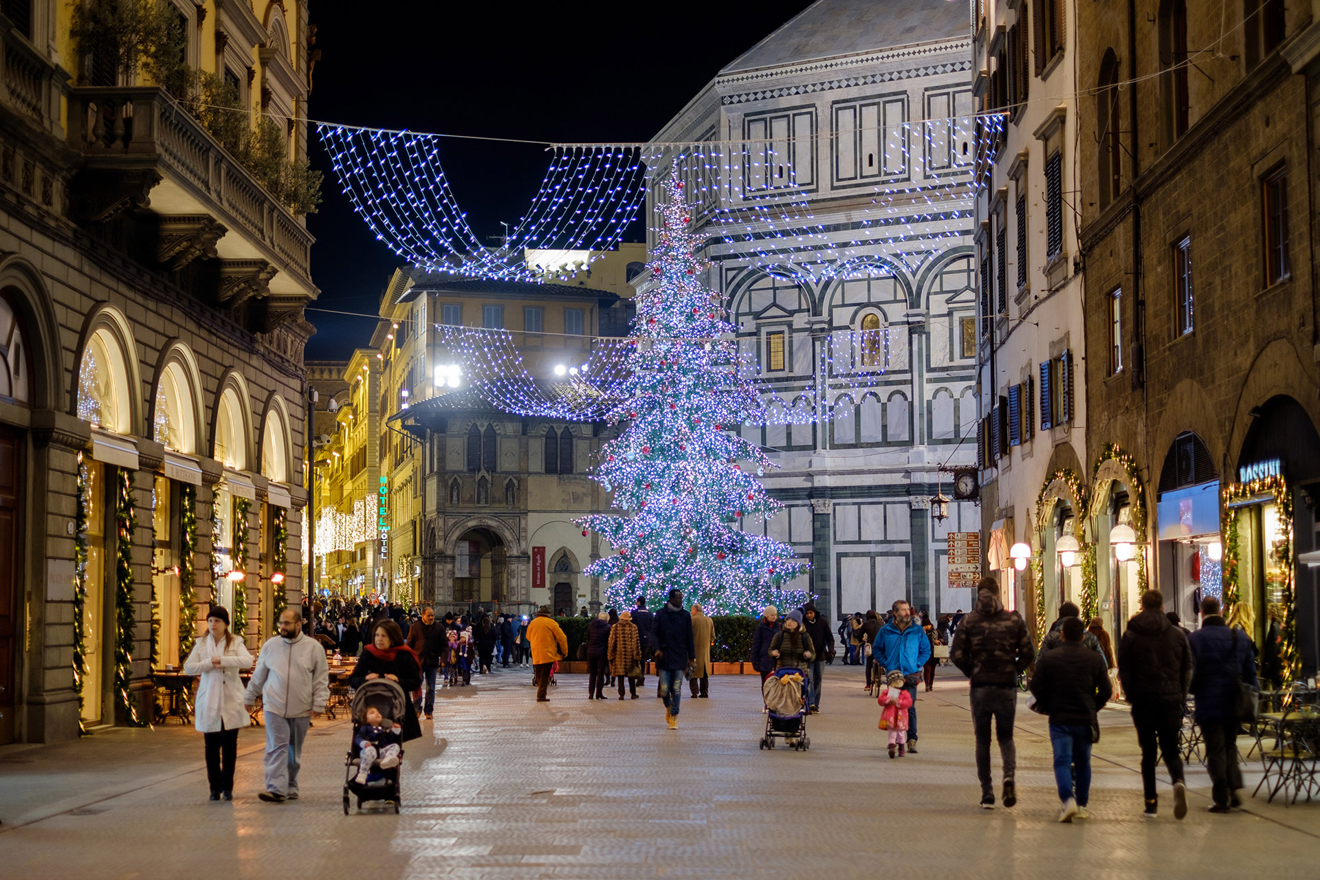 florence italy christmas market