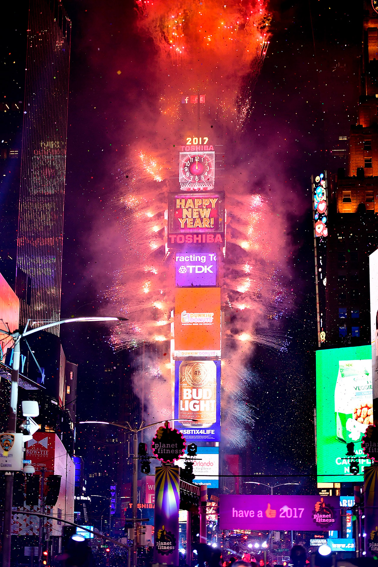 A Look at How New Year's Eve Is Celebrated Around the World