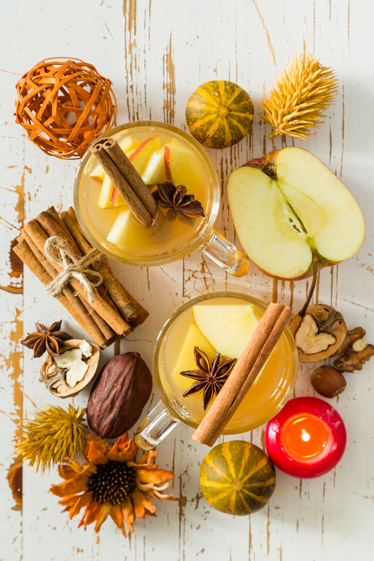The Most Natural Ways to Make Your Home Smell Like Fall
