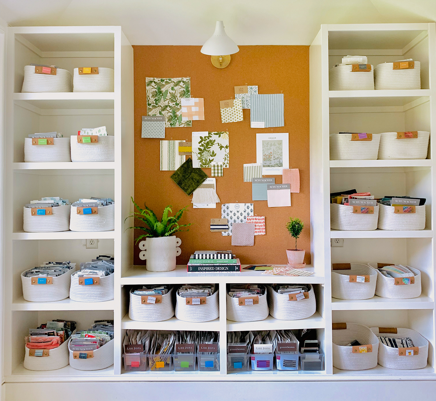 home storage bin shelving