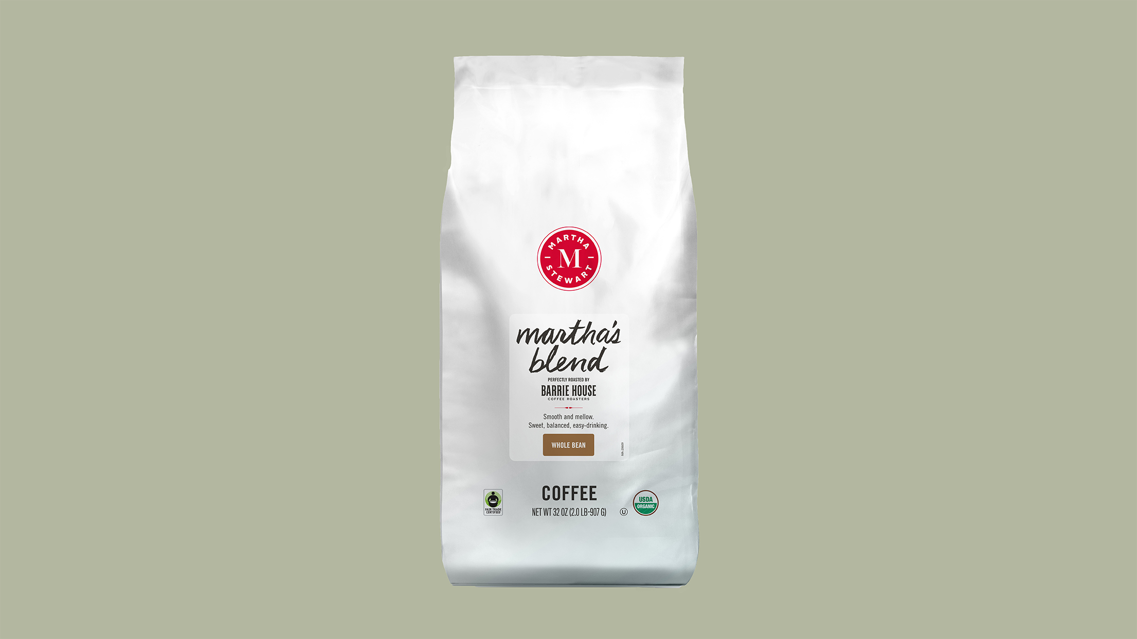marthas blend of barrie house coffee