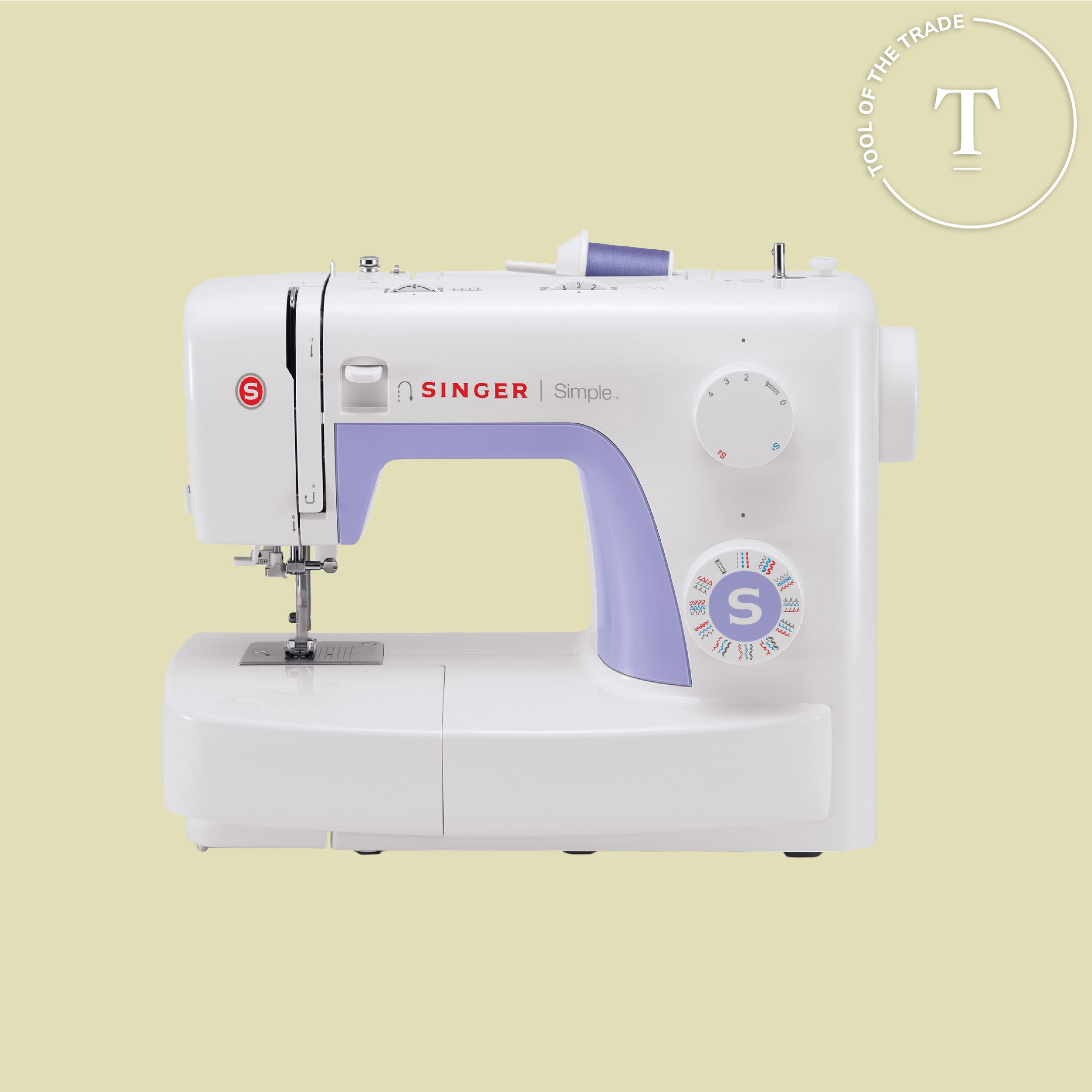 Tool of the Trade: Sewing Machine