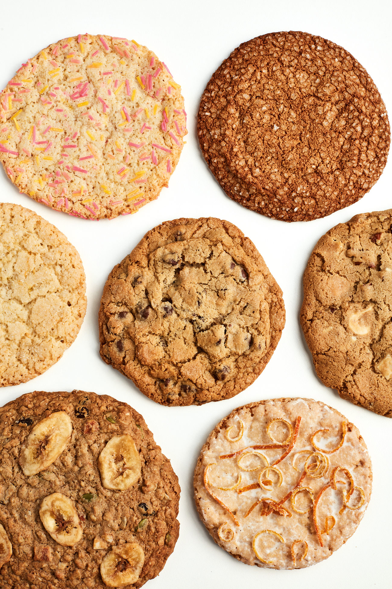 Martha Stewart's Cookie Perfection: Eight Tasty Recipes from Our Founder's Latest Book
