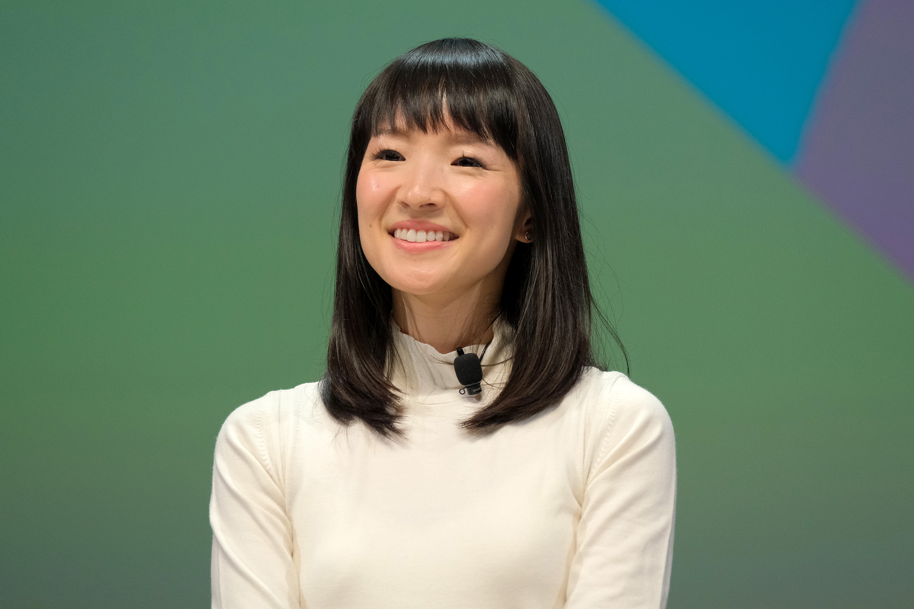 Marie Kondo Admits That Her Own Home Gets Messy Sometimes