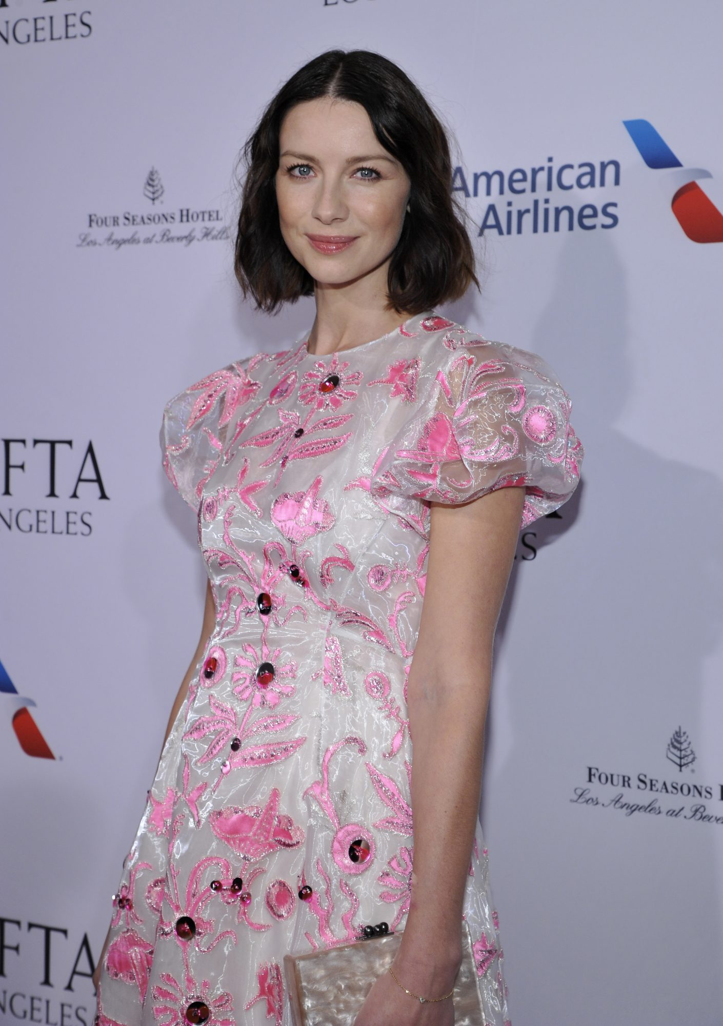 Who is caitriona balfe married to