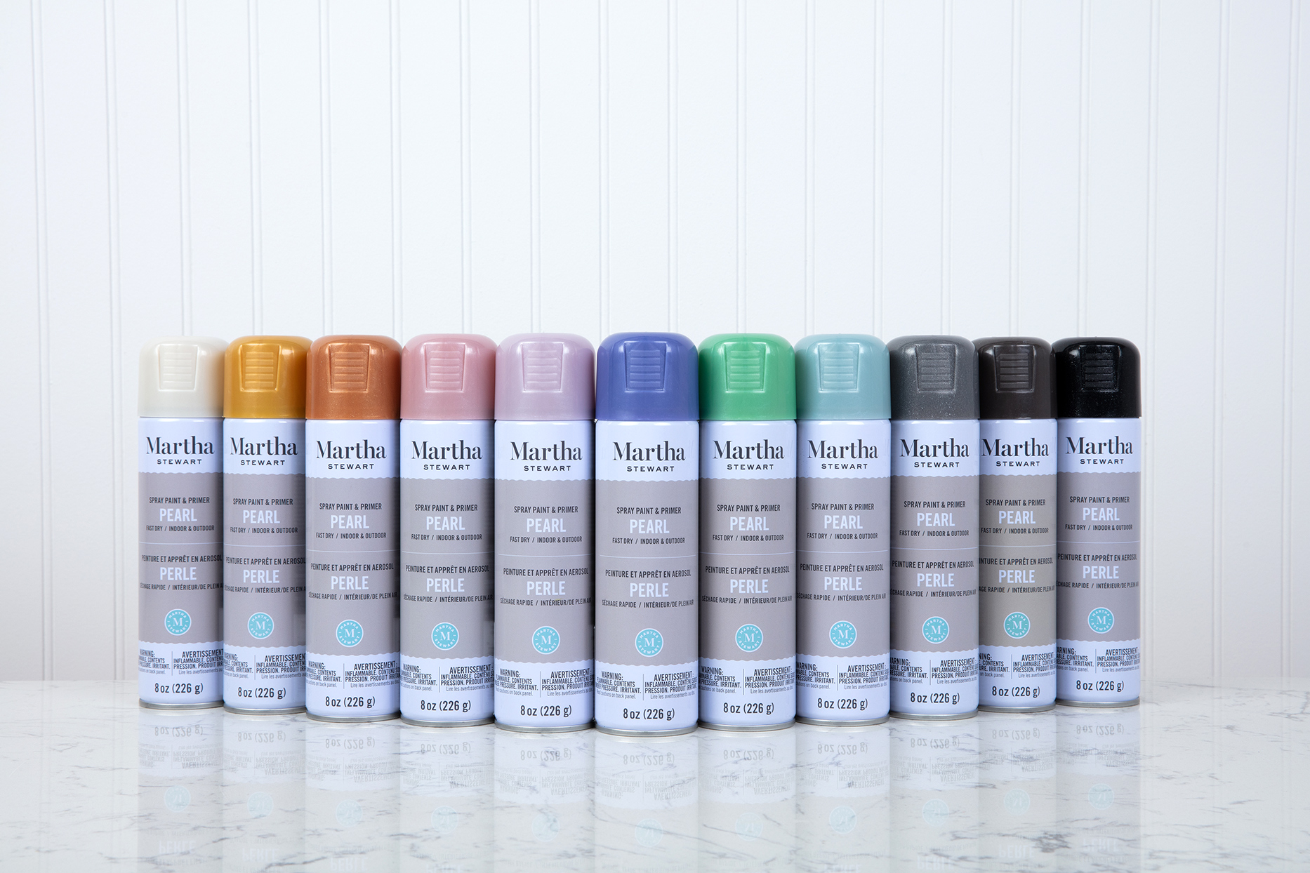 Introducing Martha Stewart's Brand-New Spray Paint Collection