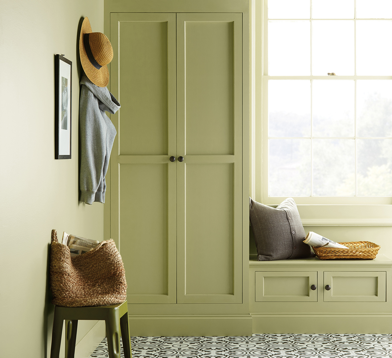 Behr's 2020 Color of the Year Will Help You Relax
