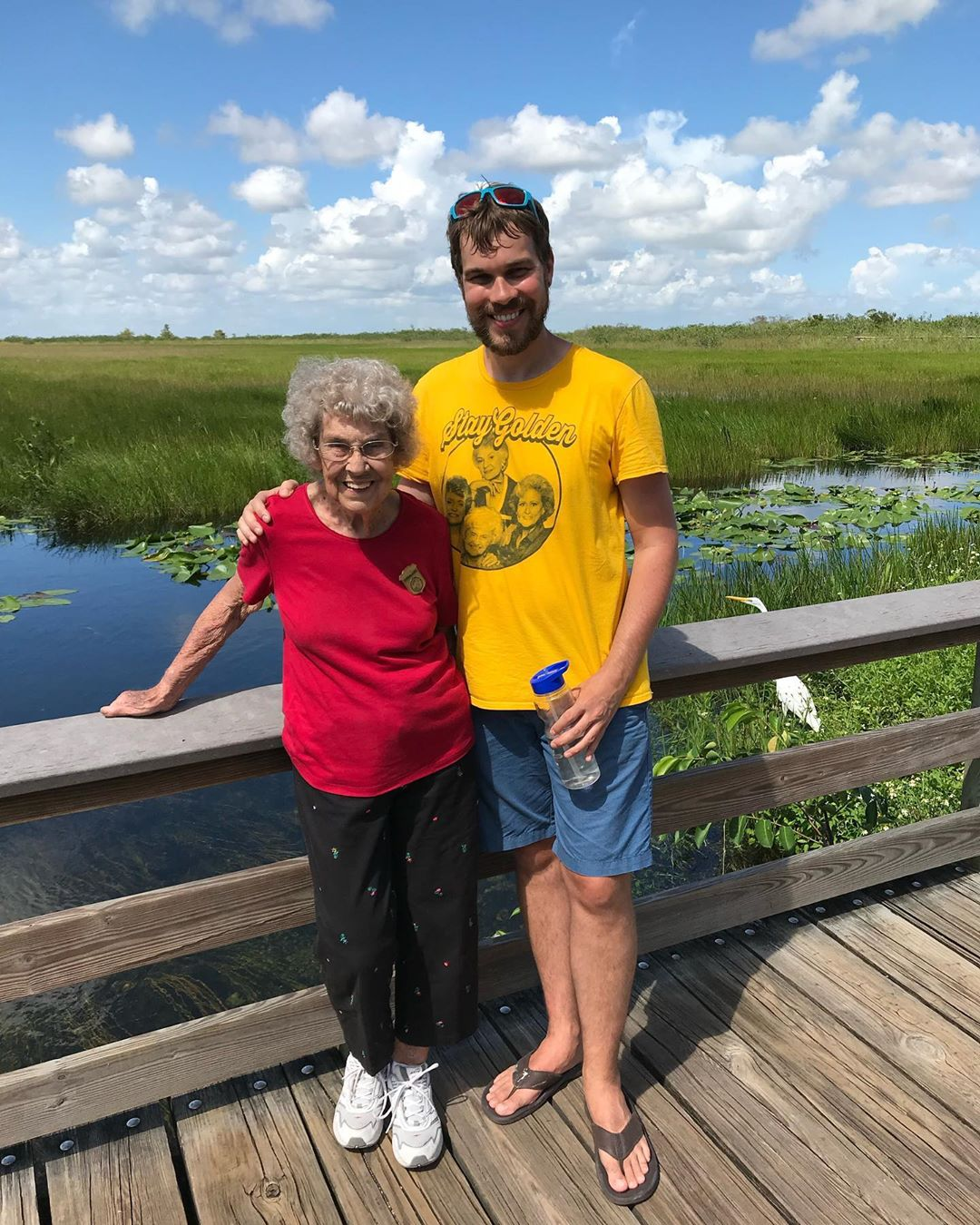 This Man Is Taking His Grandmother Who's Never Seen the Ocean or Mountains to All 61 U.S. National Parks
