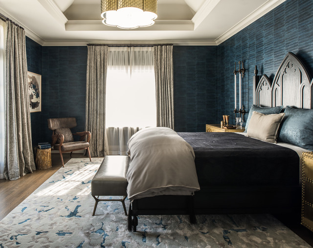 Houzz CLUE Mansion Resign, Bedroom Photo