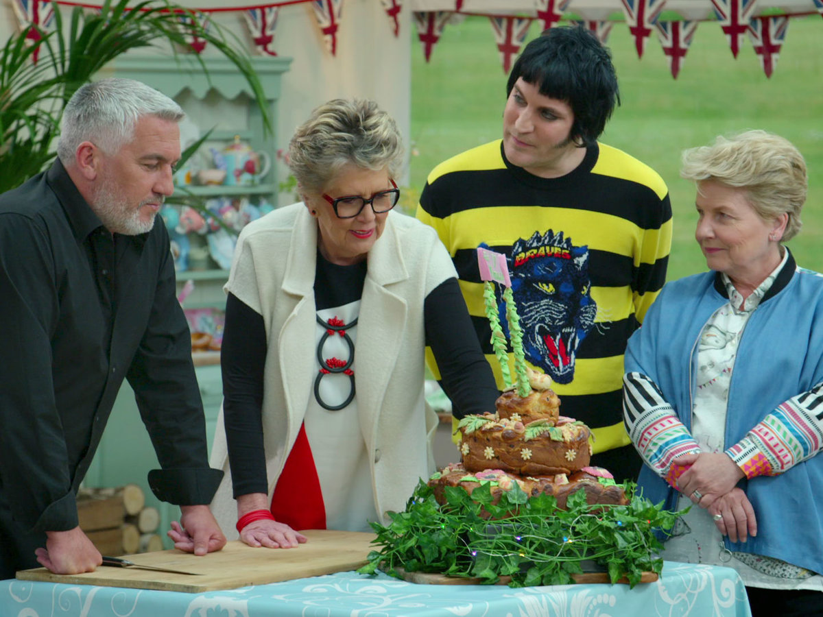 The Great British Baking Show  Returns to Netflix This Month