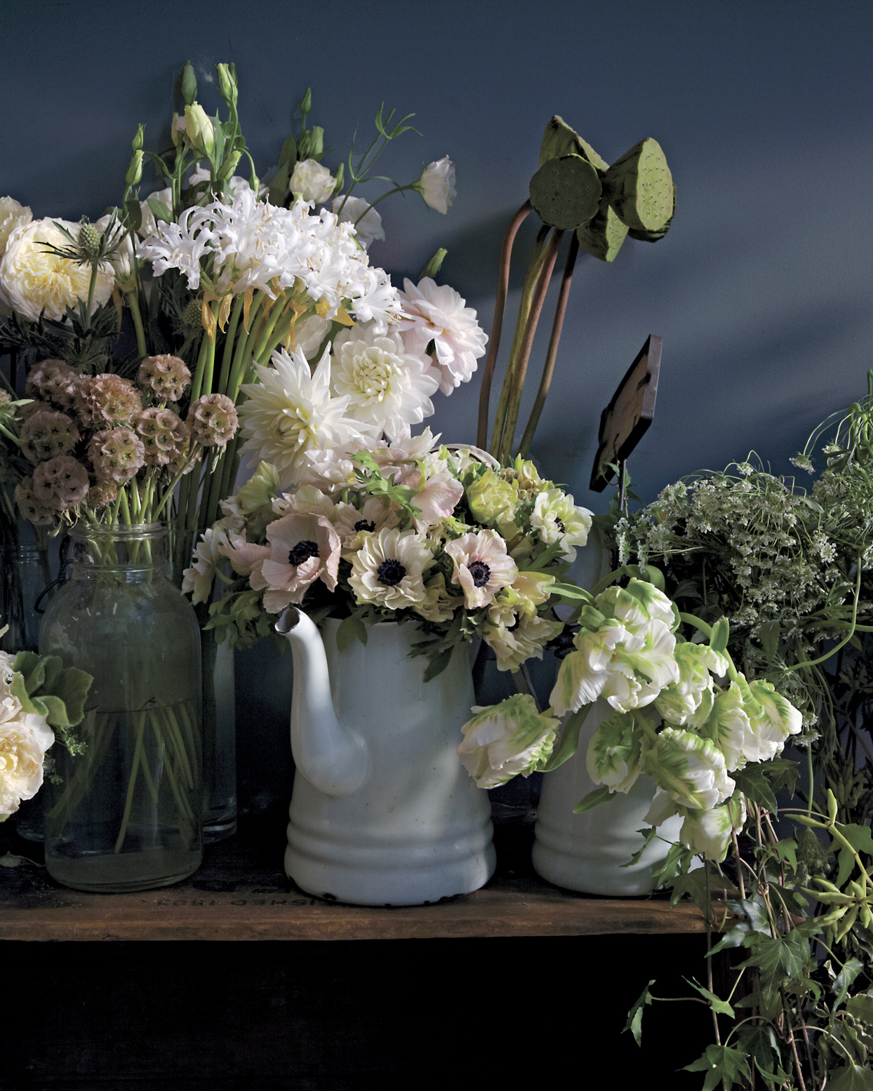 12 Flowers That Would Make Eerily Beautiful Additions To Your Halloween D Eacute Cor Martha Stewart