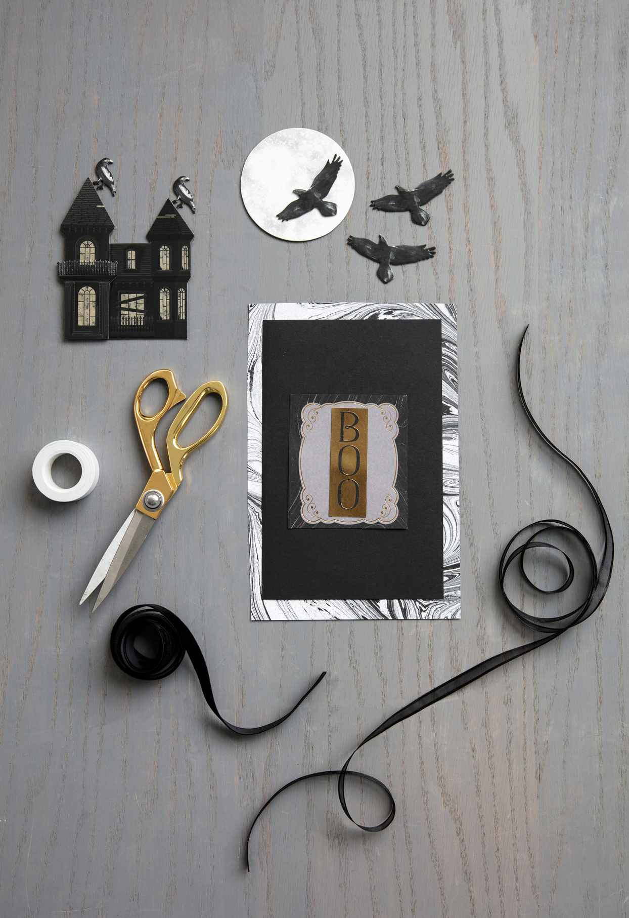 10 Halloween Party Invitations And Cards Martha Stewart