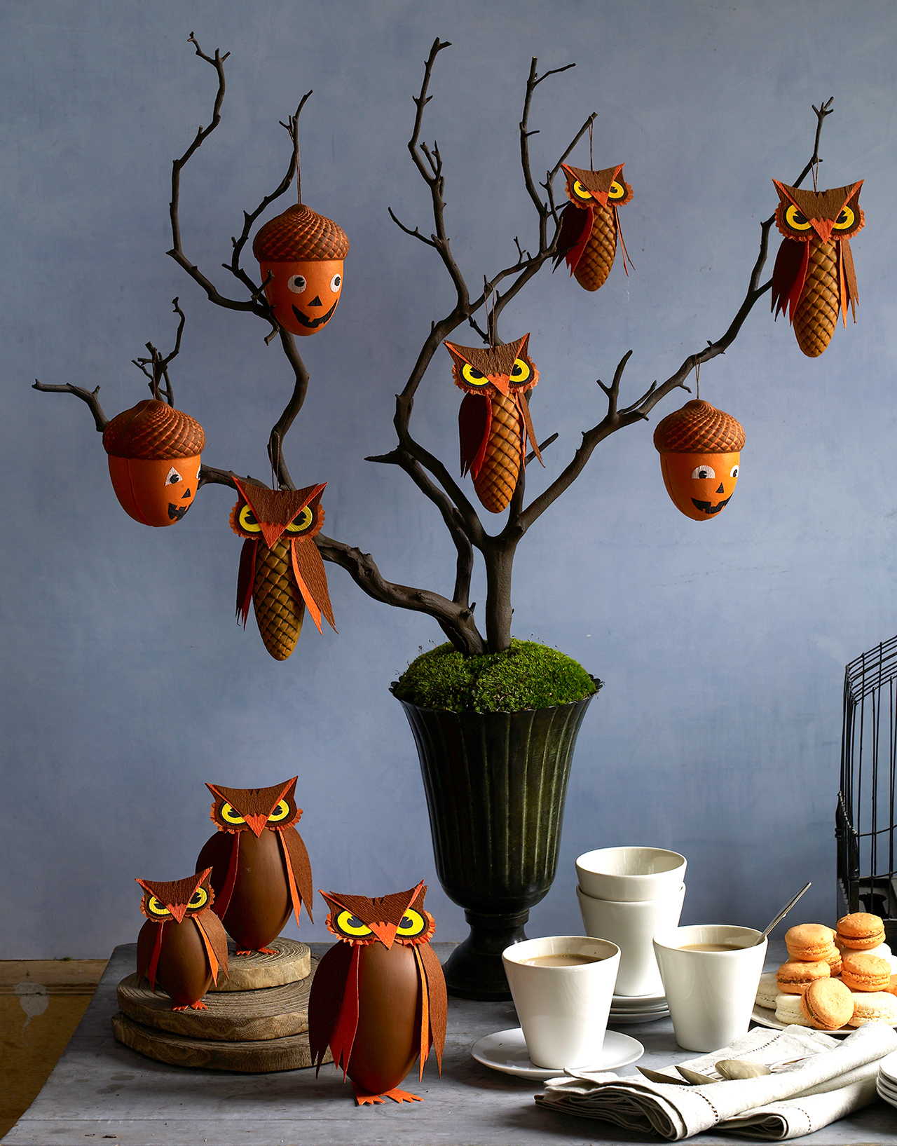 23 Halloween Treat Bags And Favors Made To Delight Martha Stewart