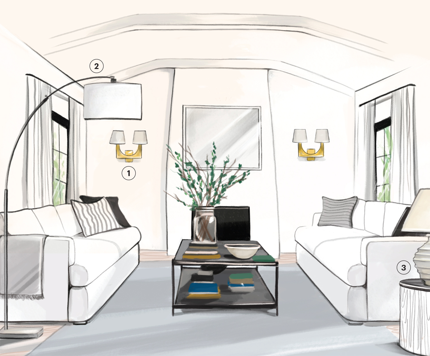 Why You Should Layer Your Home's Lighting—and How to Do It