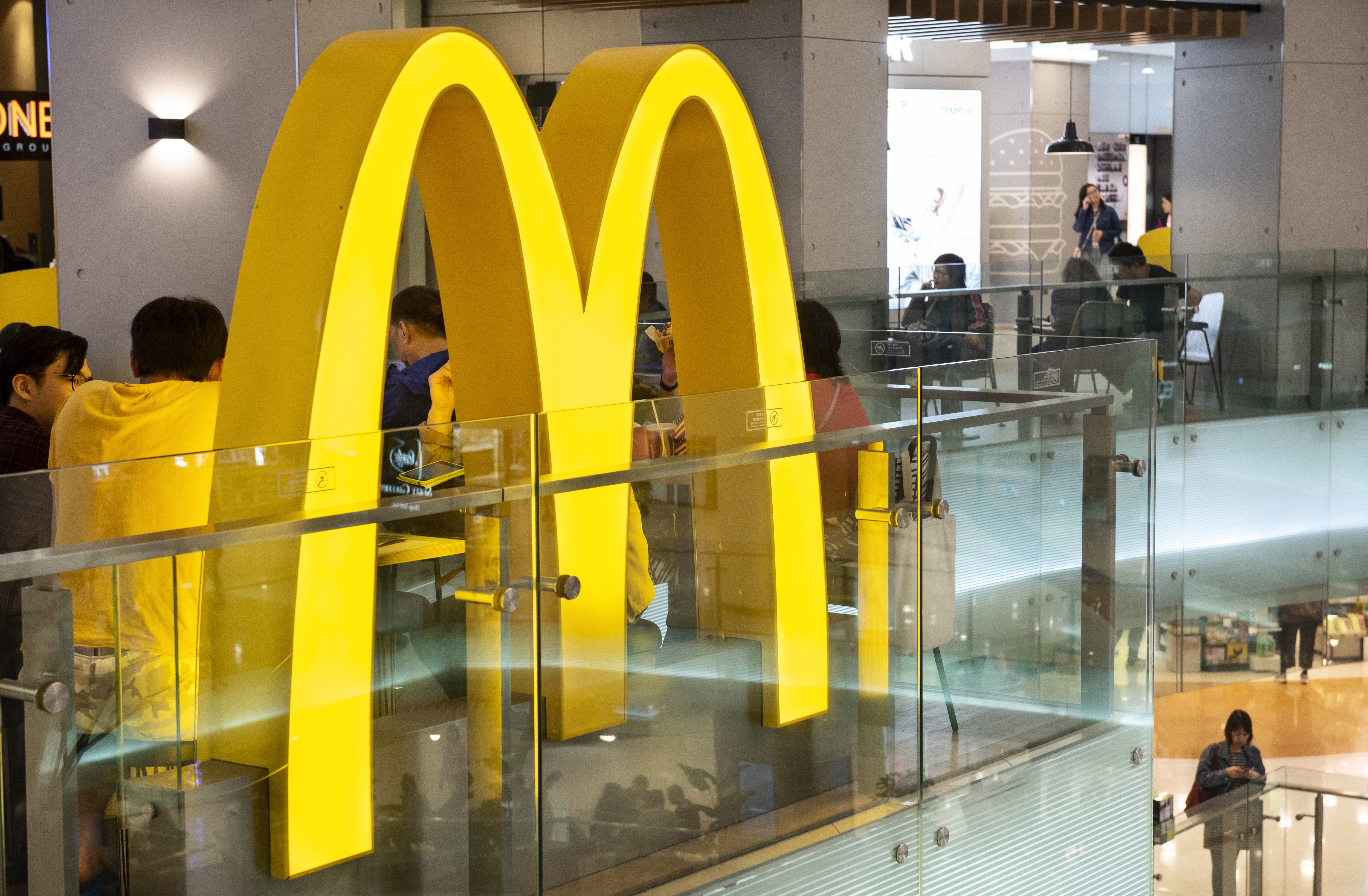 McDonald's Is Testing Plastic-Free Concept Stores