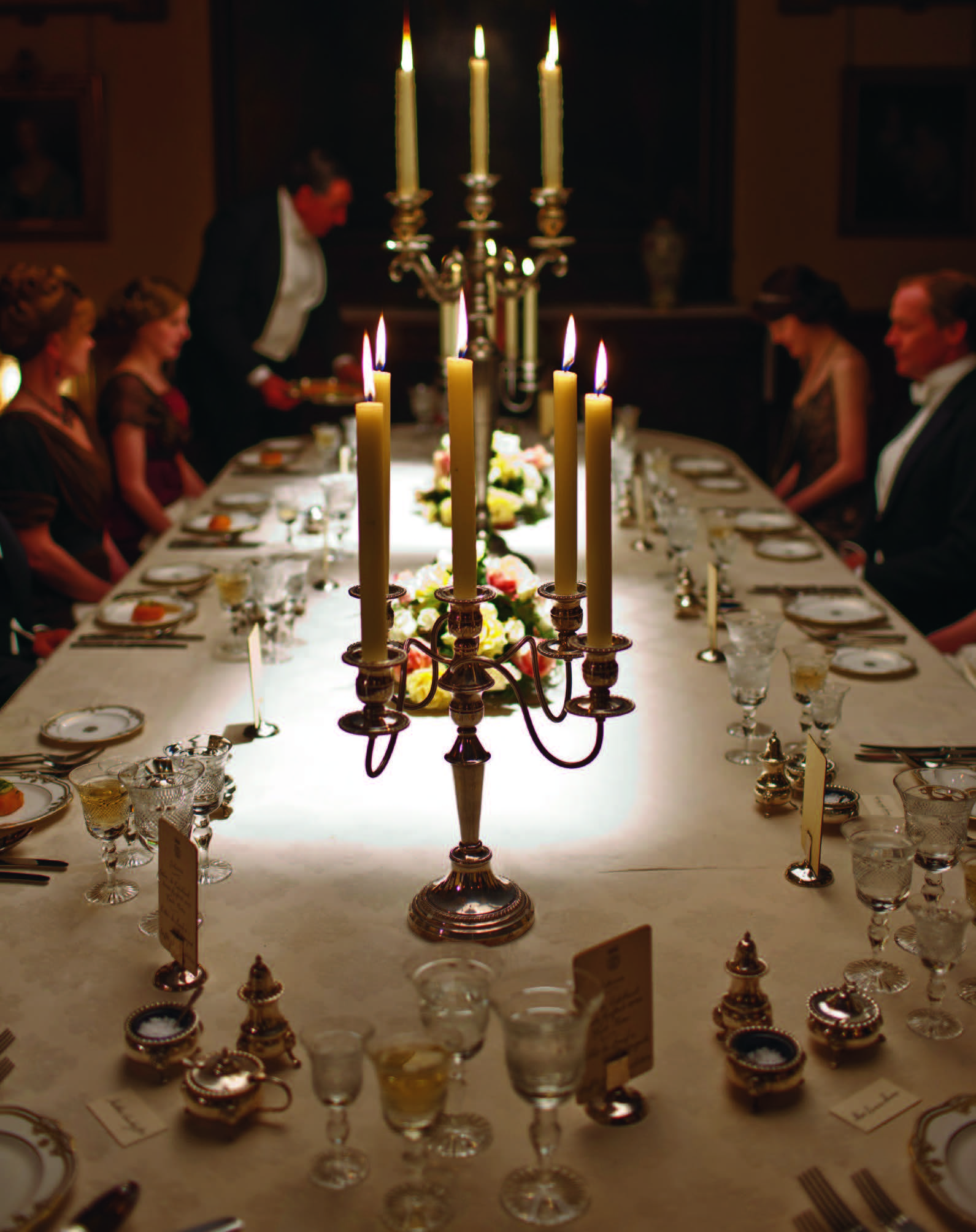 """What Was It Really Like to Cook at """"Downton Abbey""""?"""