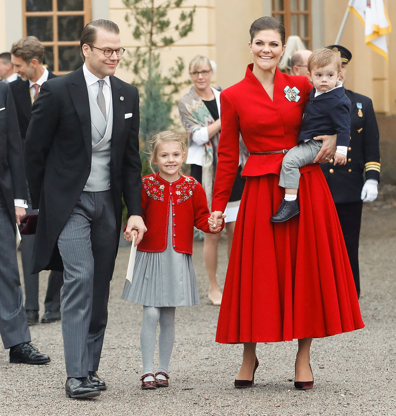 The Swedish Royal Court