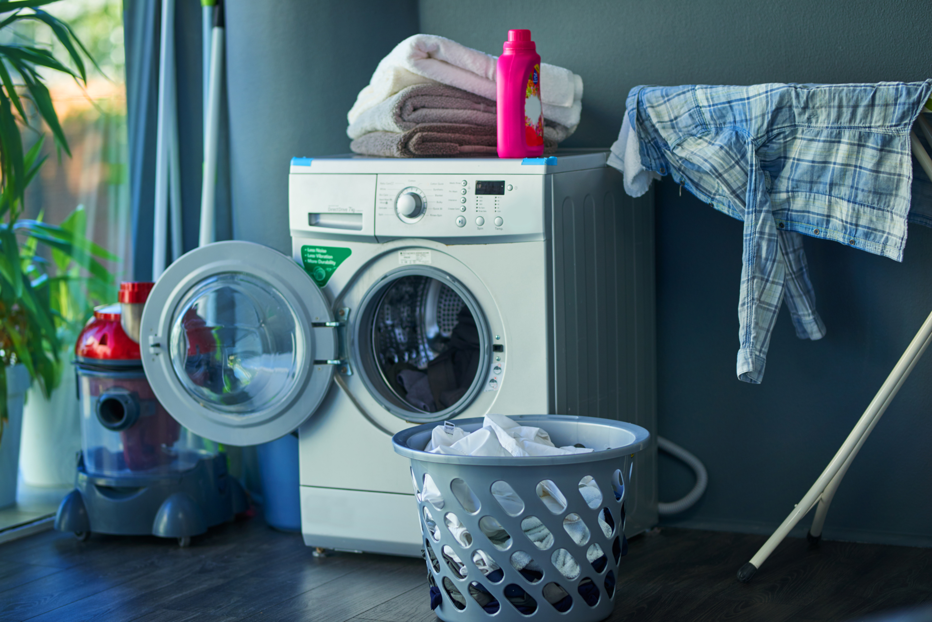 Scientists Say Your Washing Machine's Delicate Cycle Is Especially Harmful for the Environment