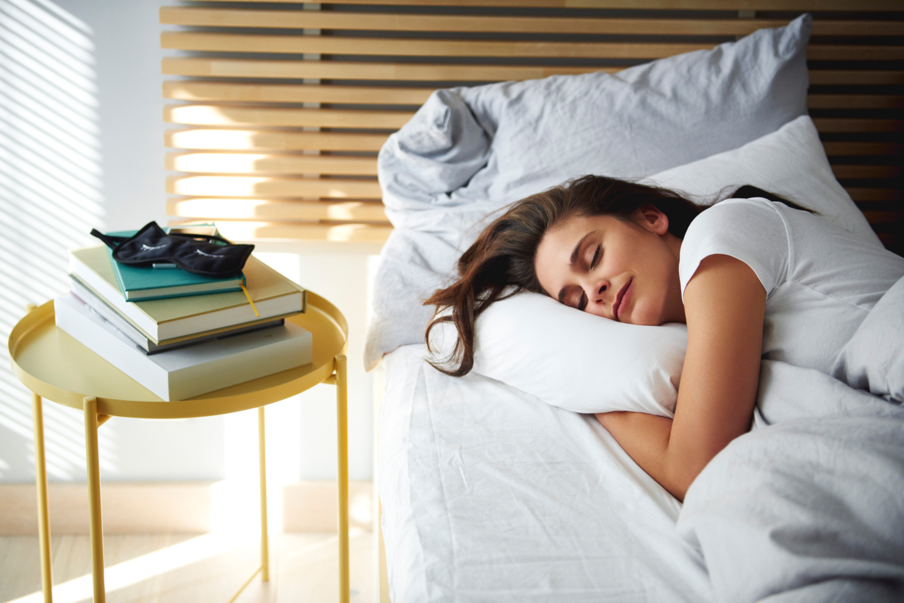 Does Your Sleep Position Impact Your Ability to Get a Good Night's Rest?