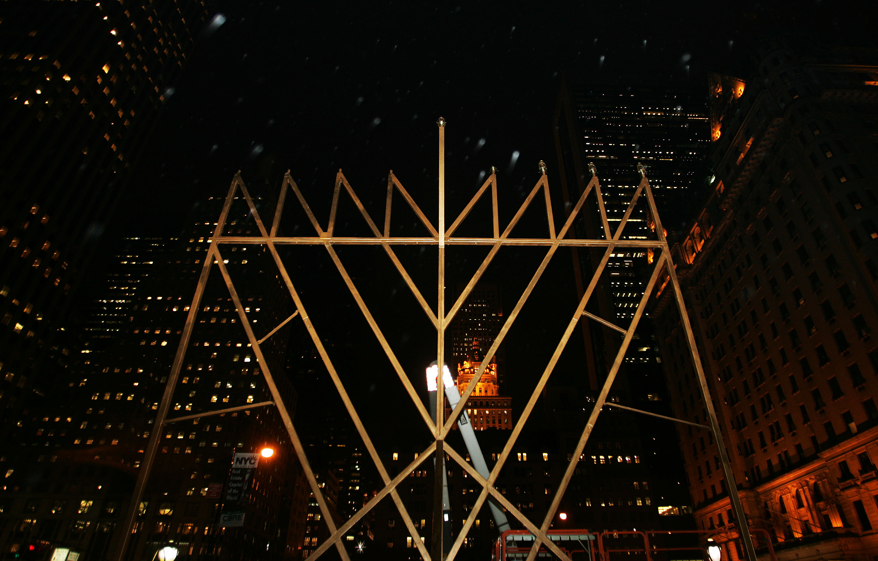 Eight of the Best Hanukkah Celebrations in the United States