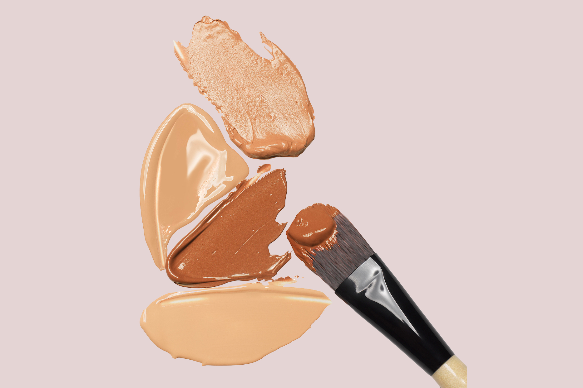 Here's Why Foundation Settles Into Fine Lines—Plus, How to Prevent It from Happening to You