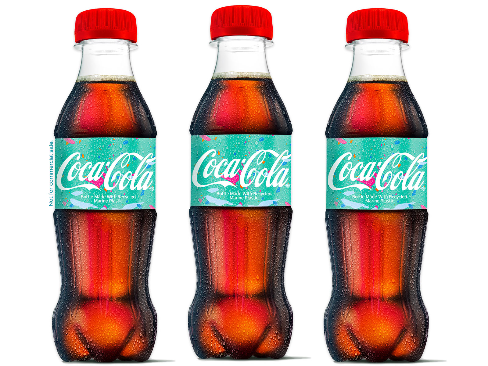 Coca-Cola Is Making New Bottles Using Recycled Plastic from the Ocean