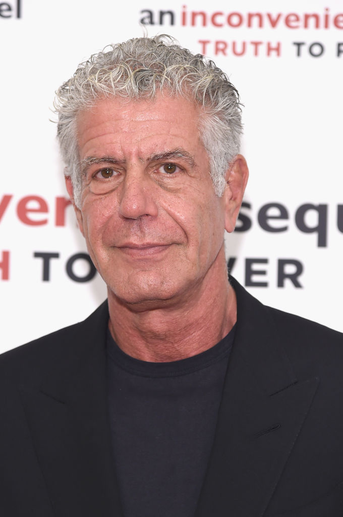 Anthony Bourdain's Most Prized Possessions Are Up for Auction This Month