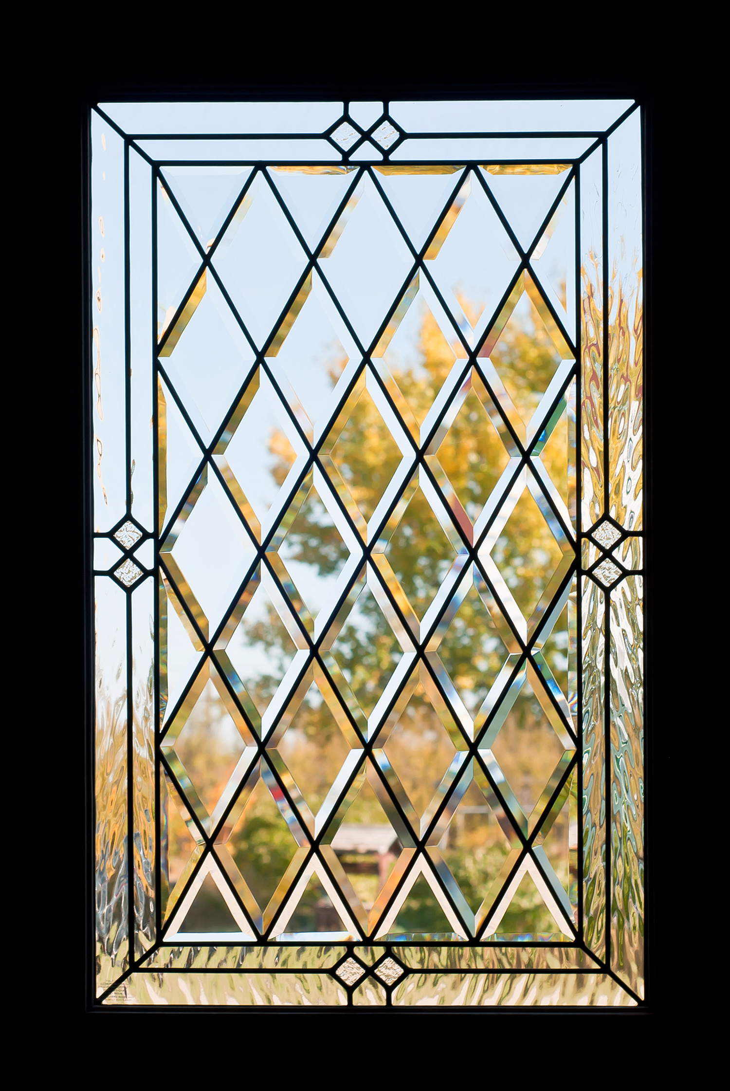What S The Difference Between Beveled Glass And Regular Glass Martha Stewart