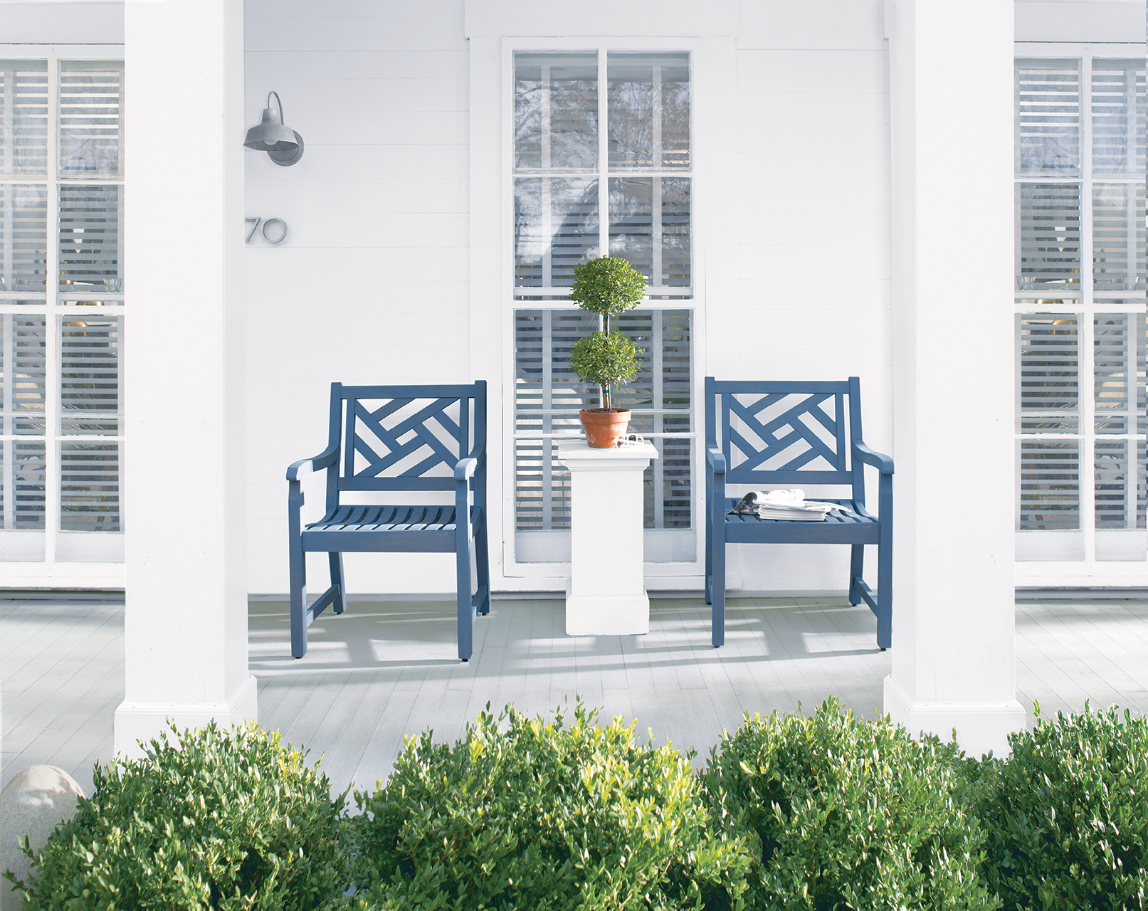 The 10 Best Paint Colors for Your Front Porch