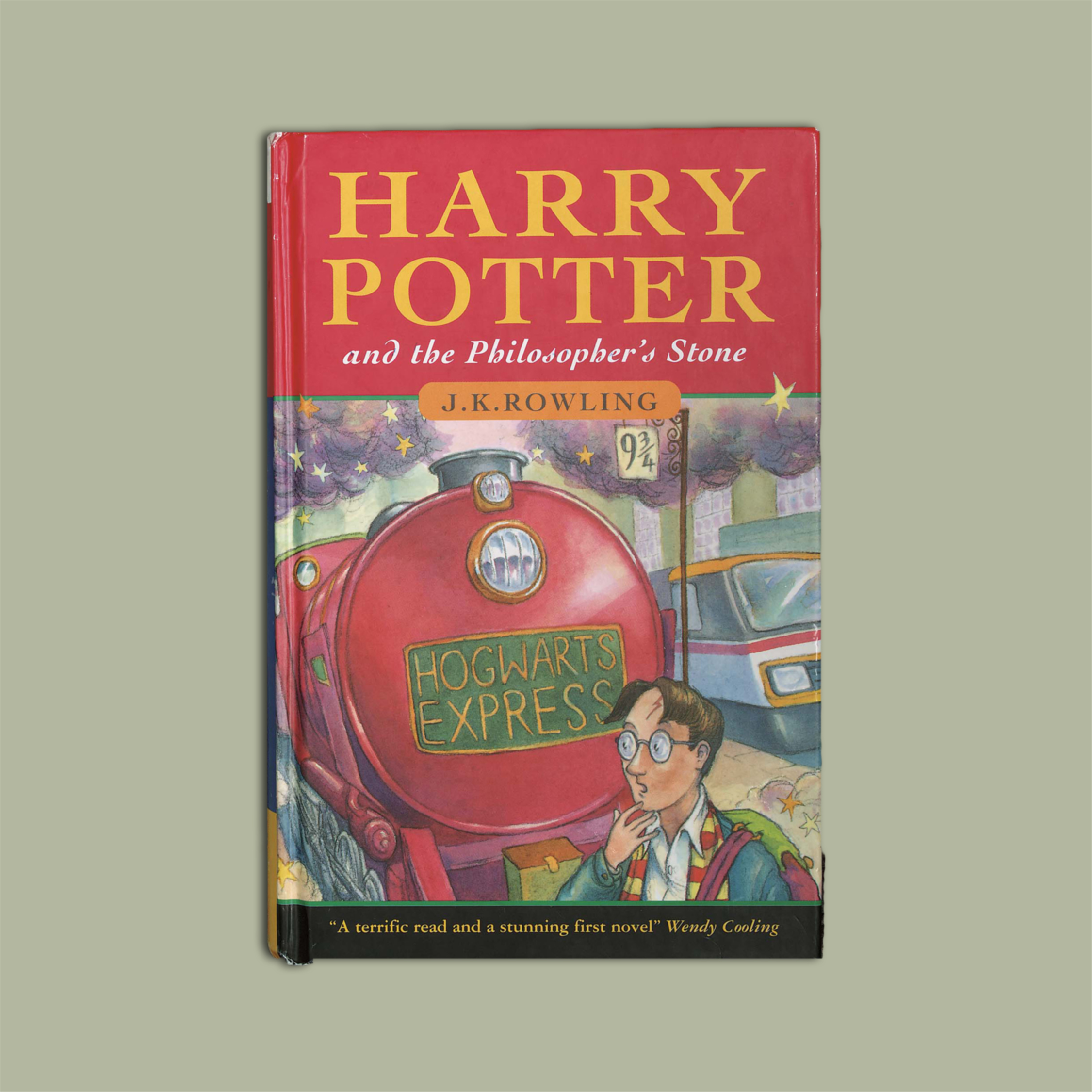 """A Rare First Edition of the This """"Harry Potter"""" Book Just Sold for More Than $58,000"""