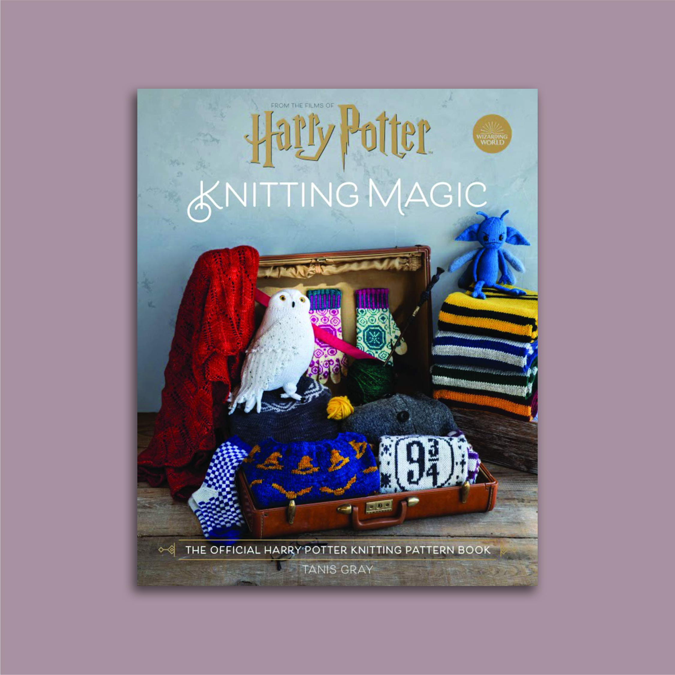 """A New """"Harry Potter"""" Knitting Book Will Teach You How to Make Clothes and Toys Inspired by the Wizarding World"""