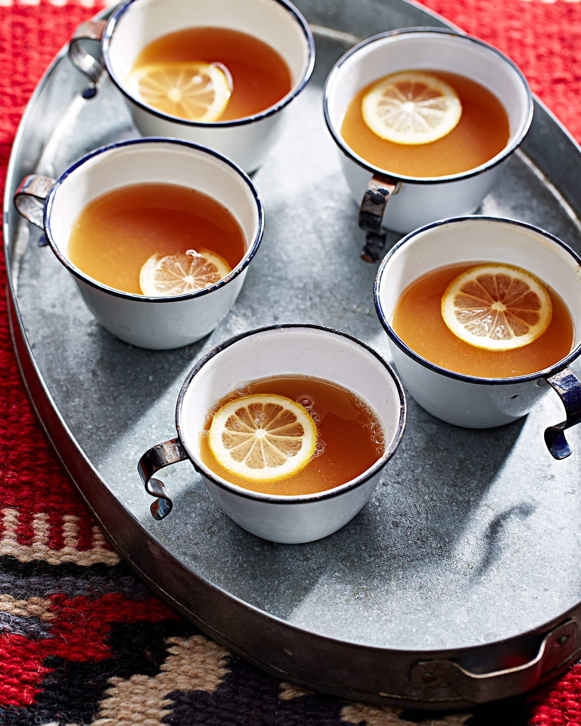 Serve These Festive Non-Alcoholic Drinks at Your Next Holiday Party
